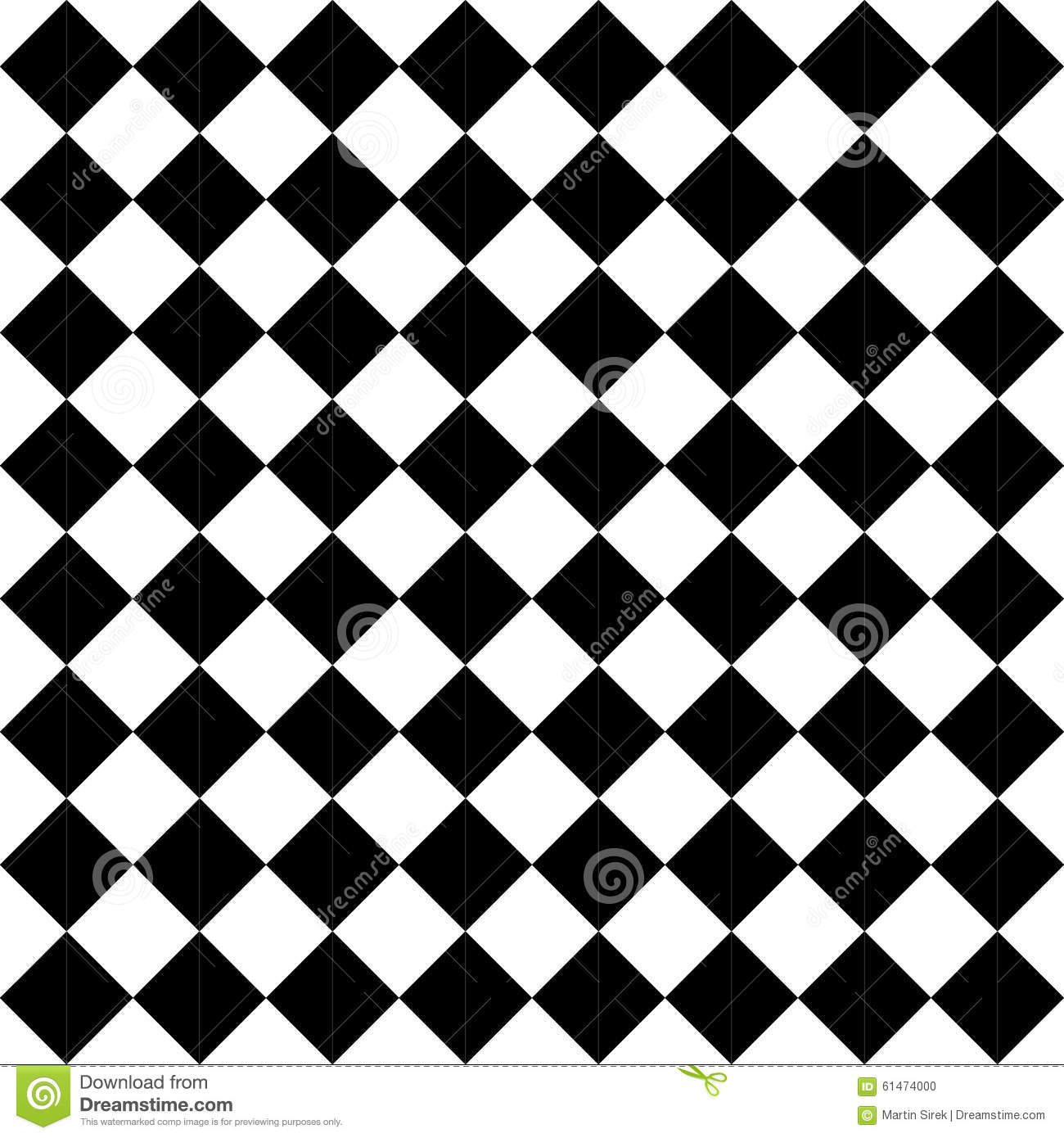 Seamless black and white checkered texture stock images image - Vector Modern Seamless Geometry Pattern Checkered Black And White Abstract Stock Photo