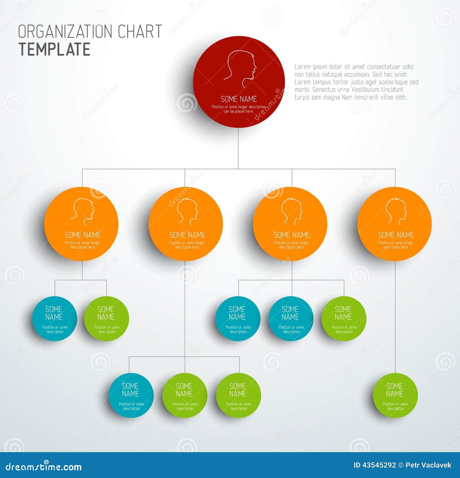 organizational chart free download