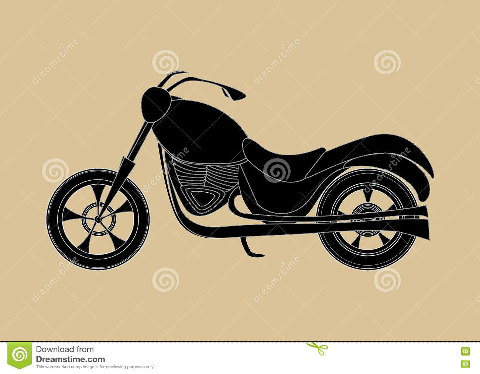 vector motorradikone den transporthintergrund der auf. Black Bedroom Furniture Sets. Home Design Ideas
