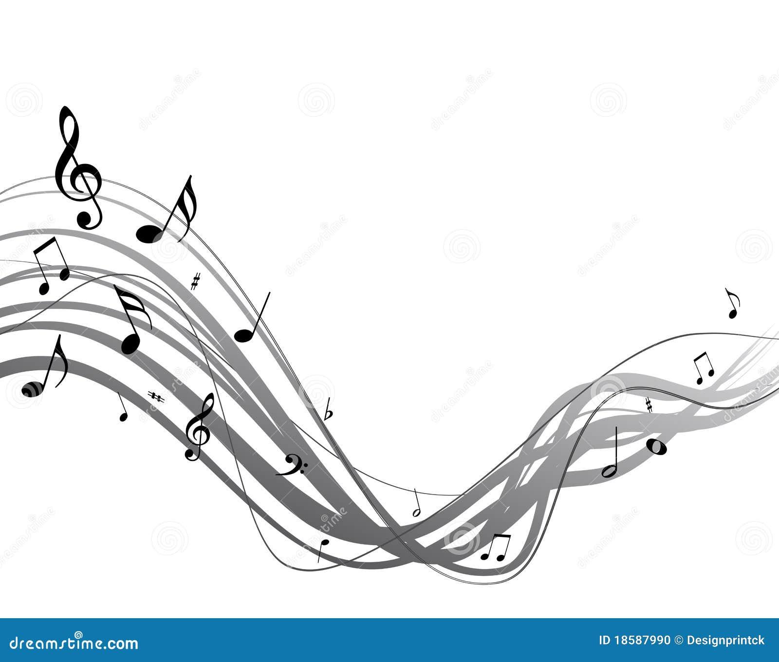 vector music stream stock photo image 18587990 vector music notes free download vector music notes logo