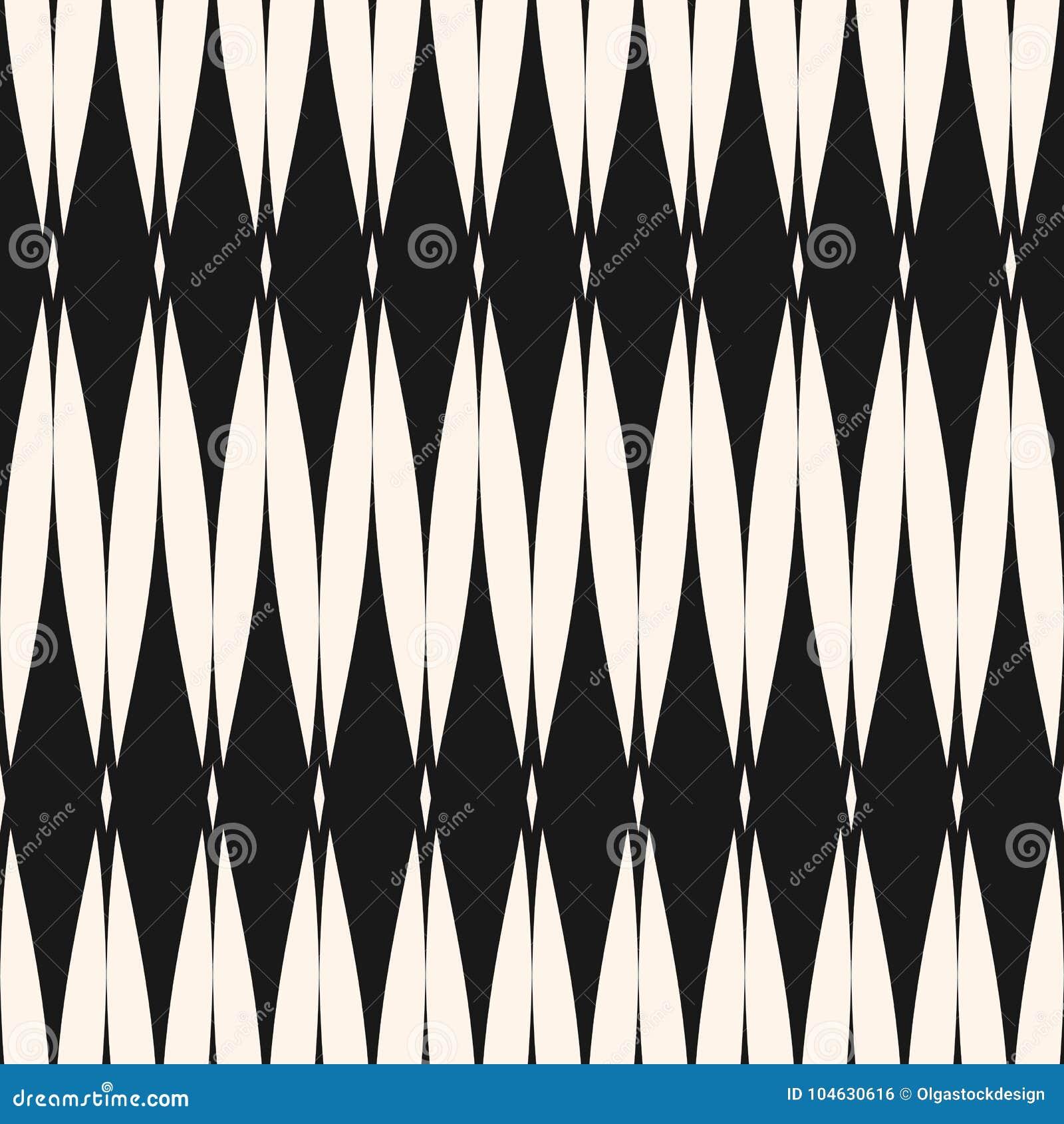 Download Vector Naadloos Patroon Met Ruitvormen, De Textuur Van Het Netwerknet Vector Illustratie - Illustratie bestaande uit patroon, deco: 104630616