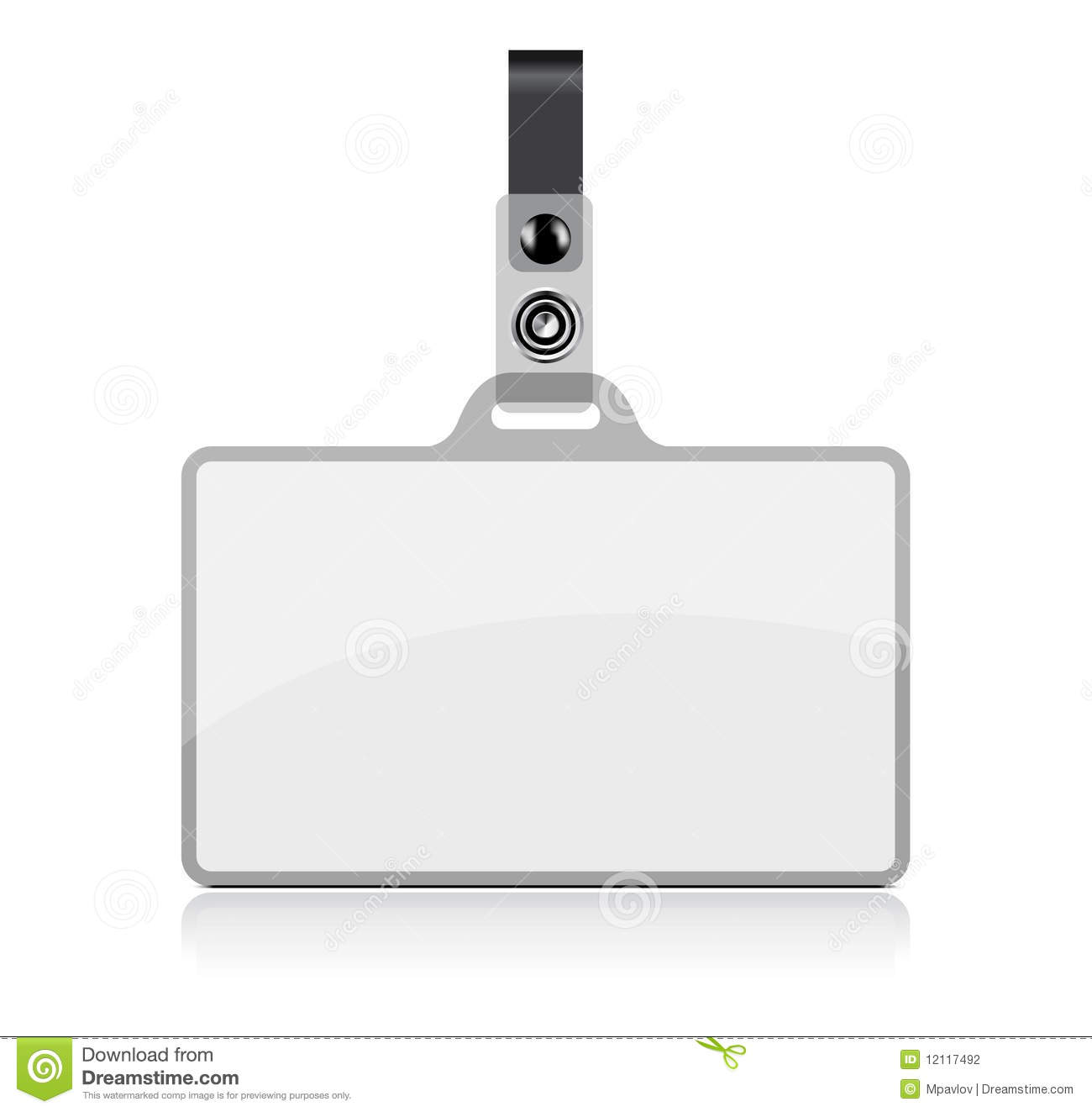 Vector Name Tag Stock Photography - Image: 12117492