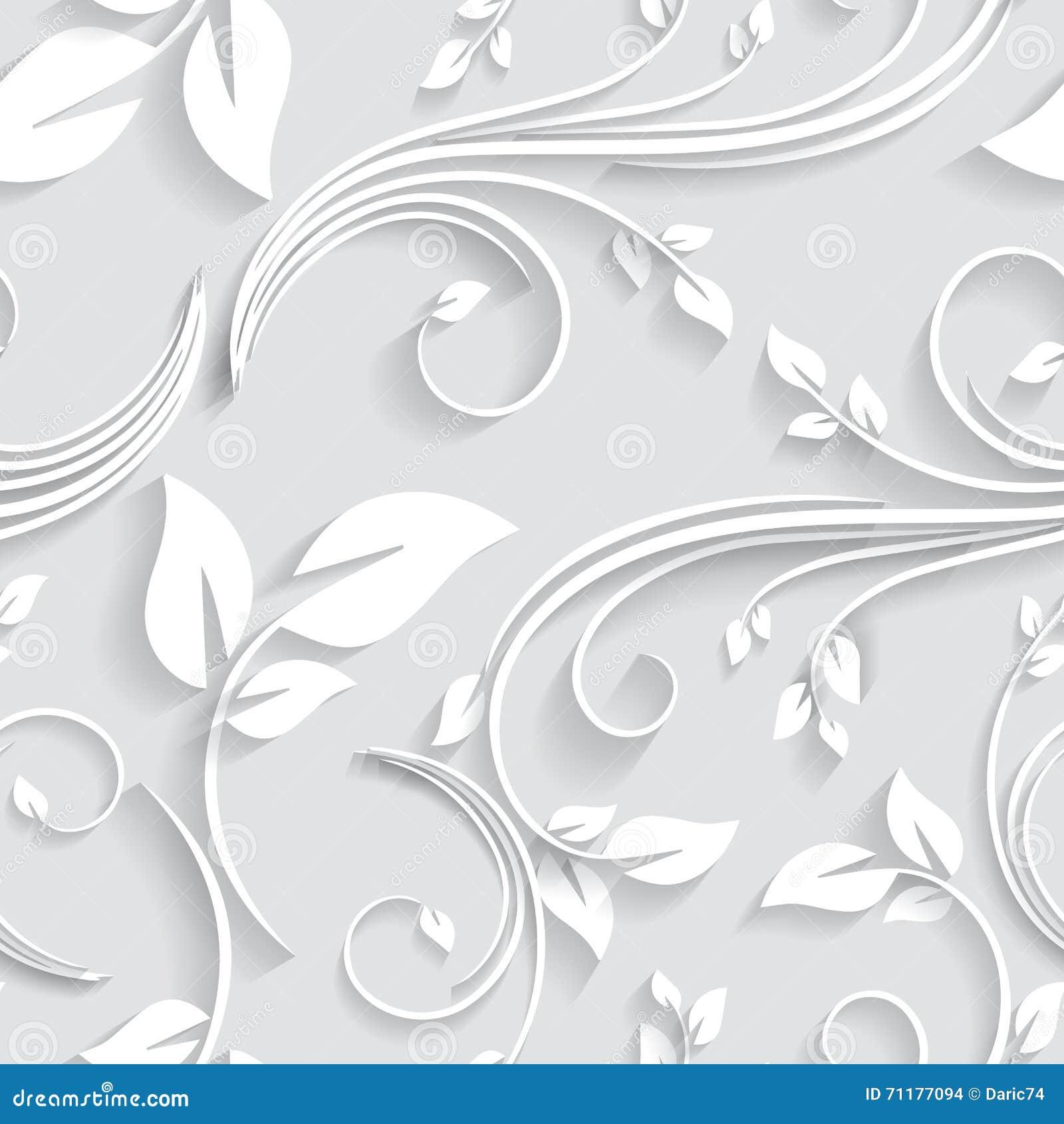 Vector o convite sem emenda vitoriano floral do fundo, casamento, teste padrão decorativo dos cartões de papel