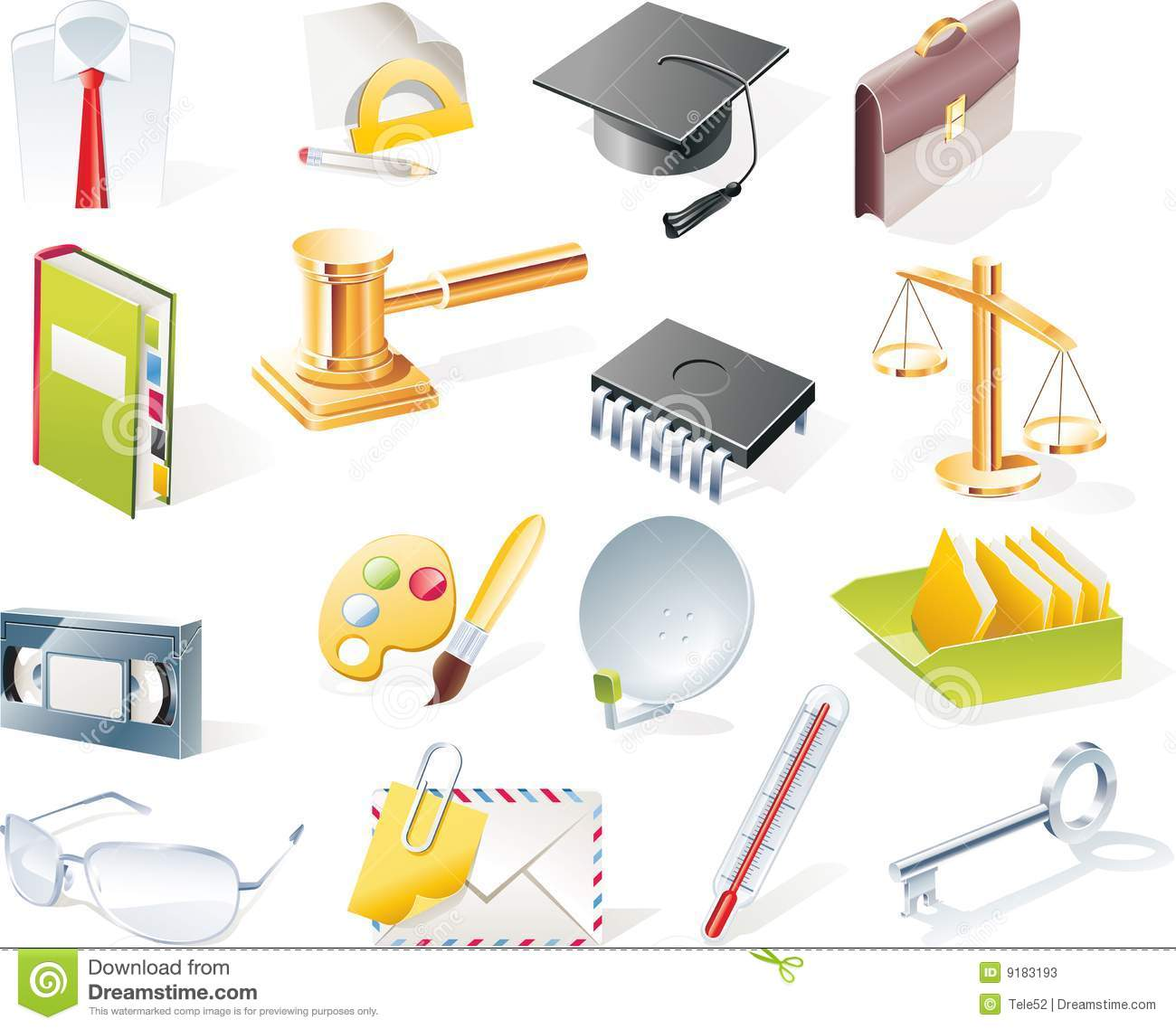 vector objects icons set part 10 stock photos image justice scales clipart Justice Scale Clip Art and Heart