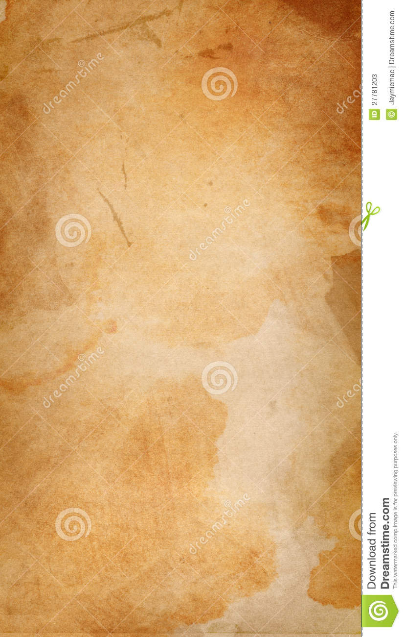 vector old paper subtle grunge stain texture