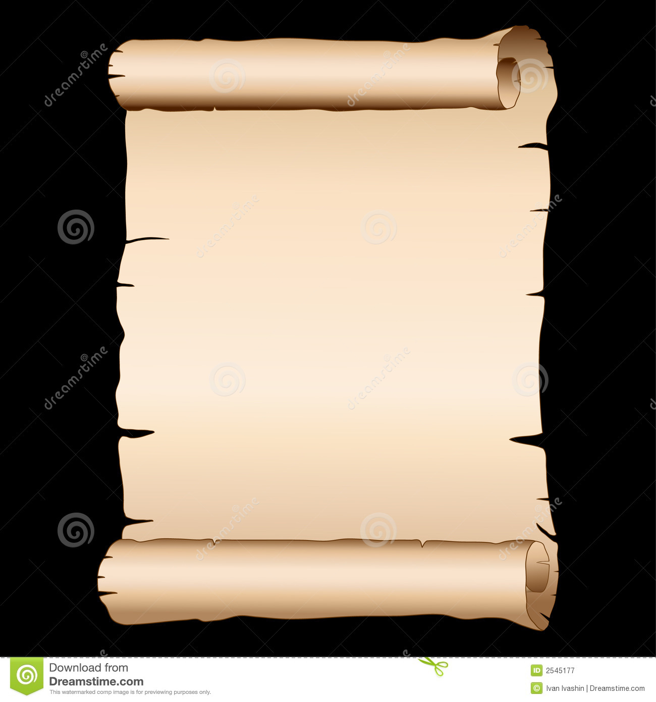 vector old papyrus stock vector  illustration of pages