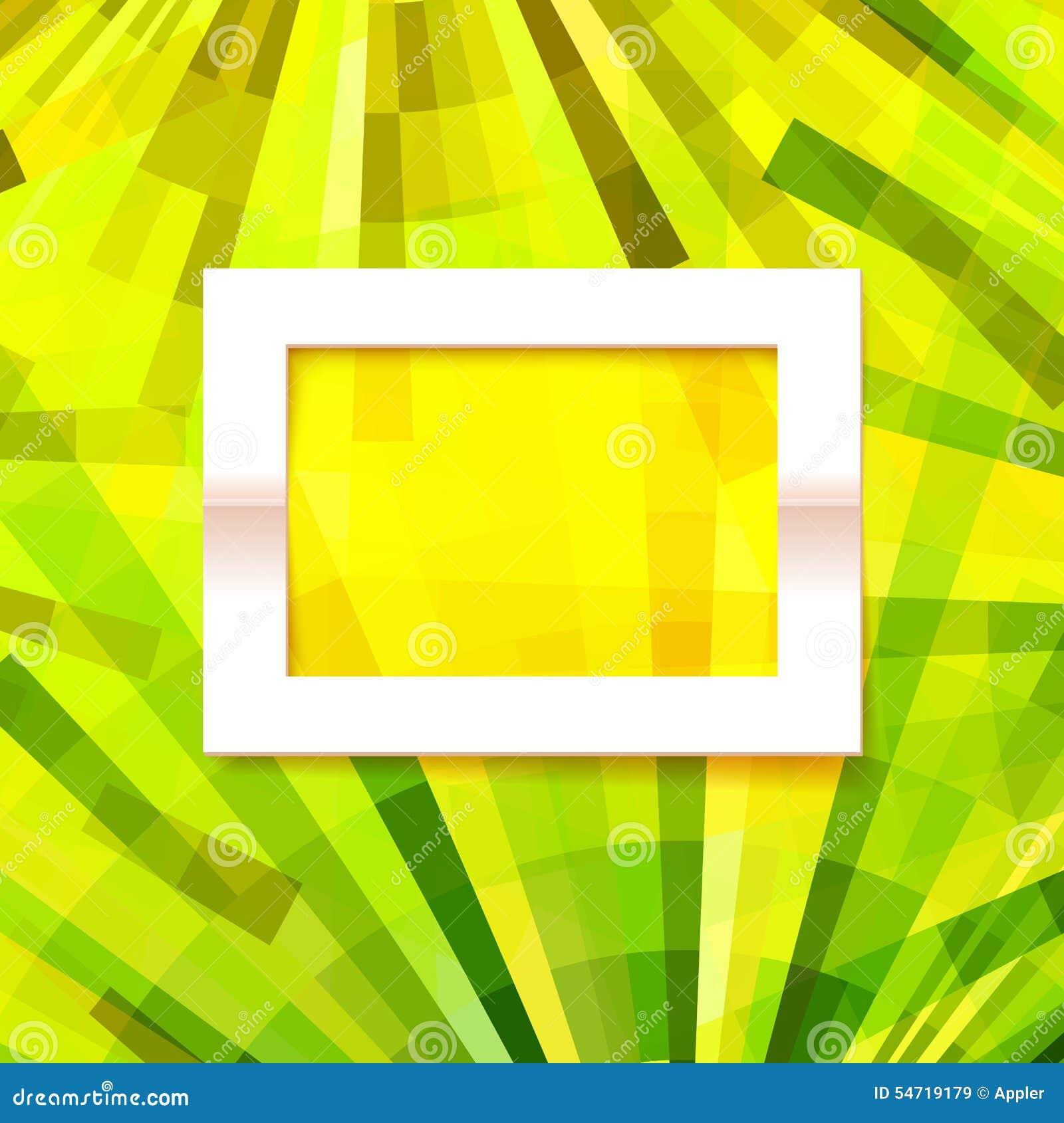 geometric yellow background illustration - photo #26