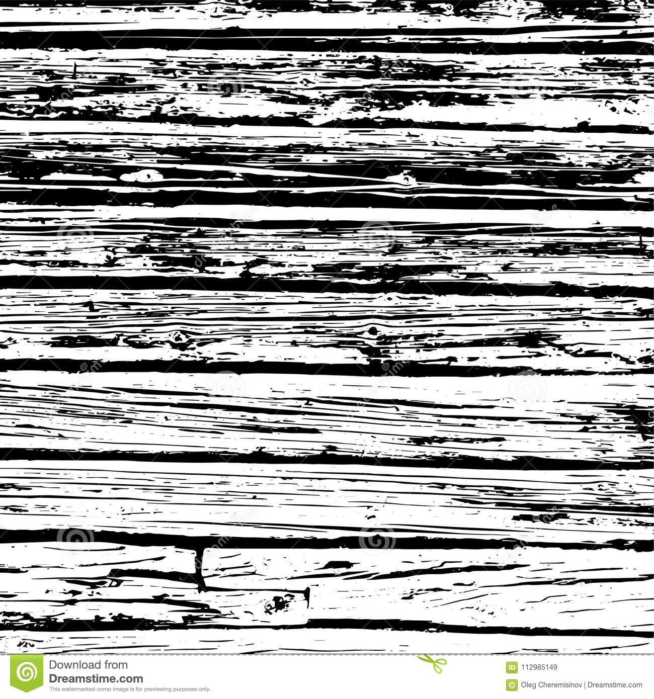 Vector old wood texture.