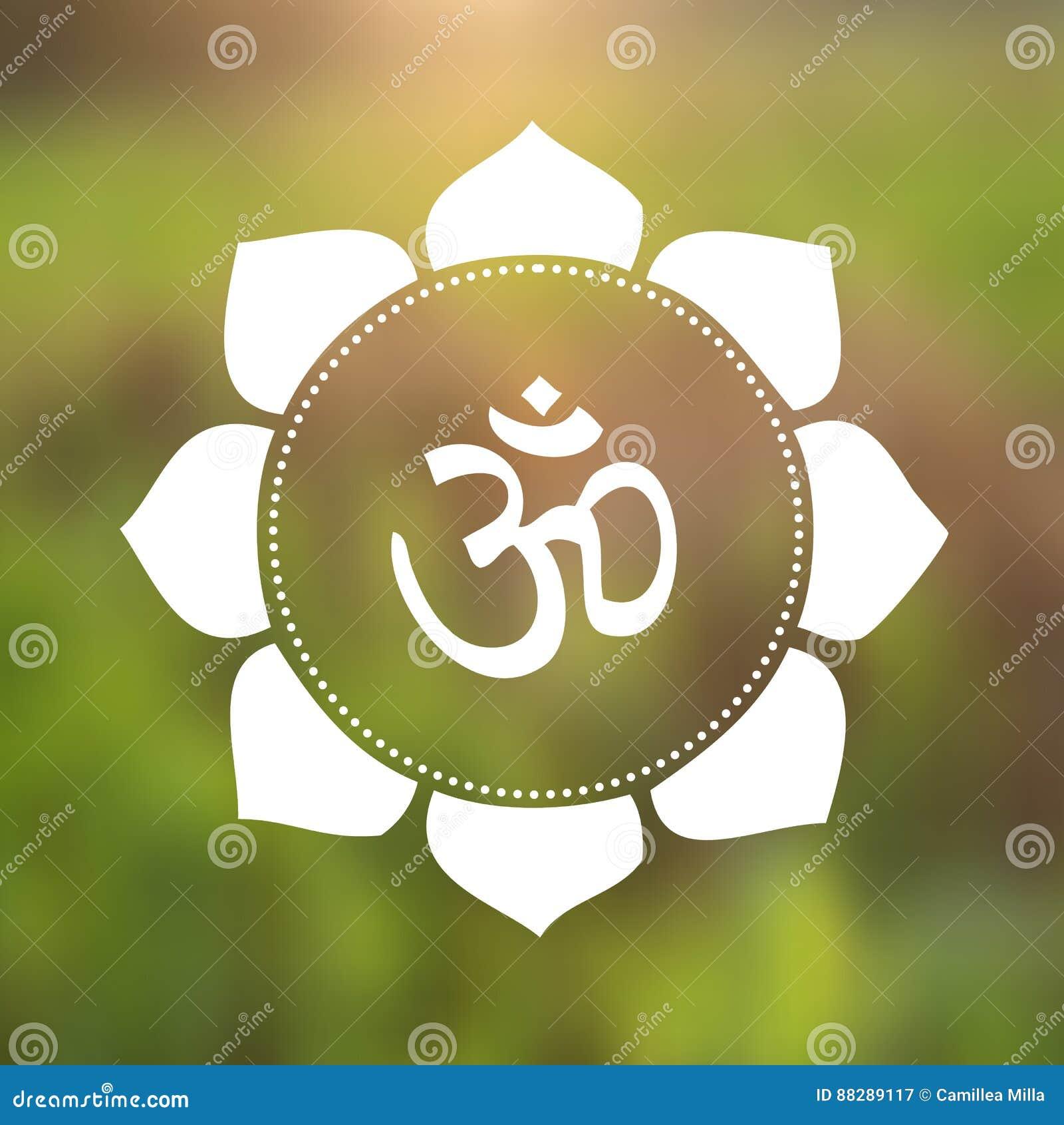 Vector om symbol hindu in lotus flower mandala illustration stock vector om symbol hindu in lotus flower mandala illustration dhlflorist Gallery