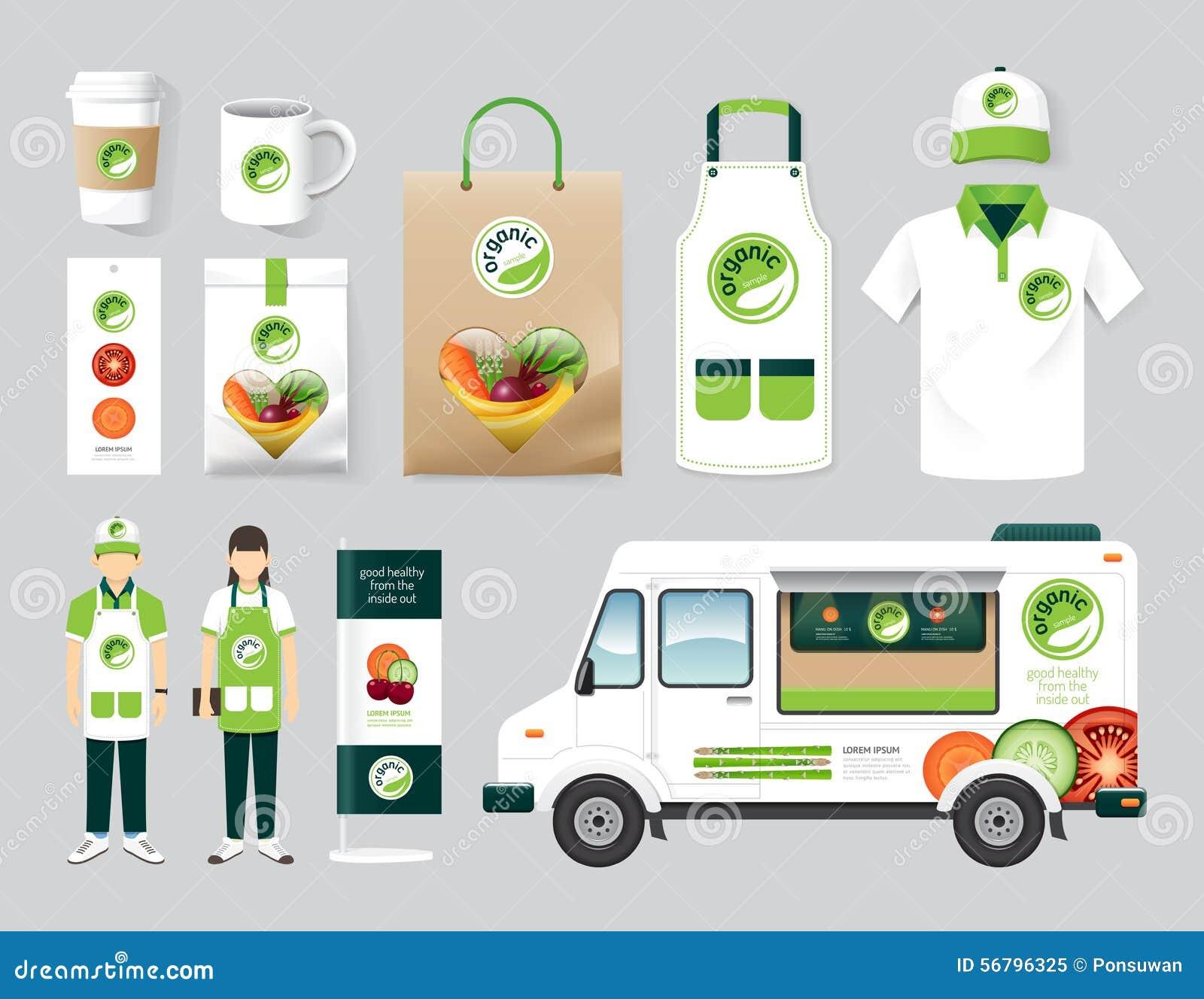 All Organic Food Truck