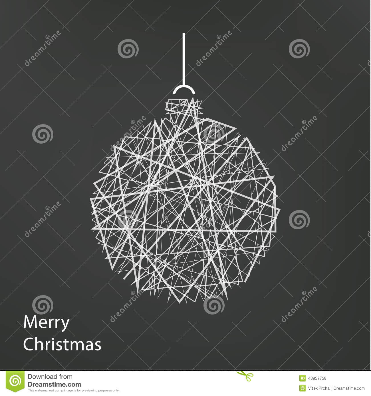 Draw A Christmas Tree