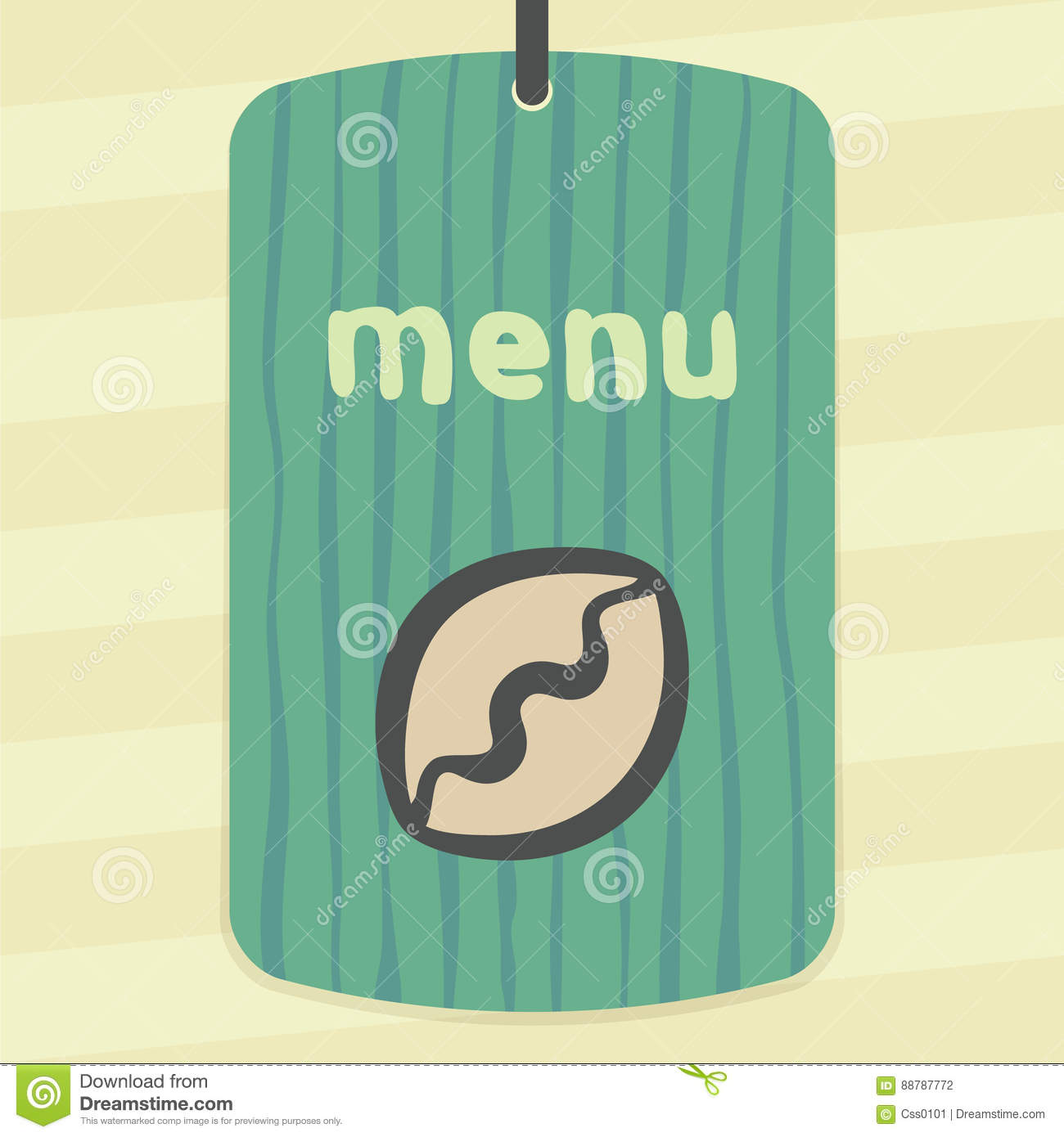 Vector outline pie or dumpling icon. Modern infographic logo and pictogram.