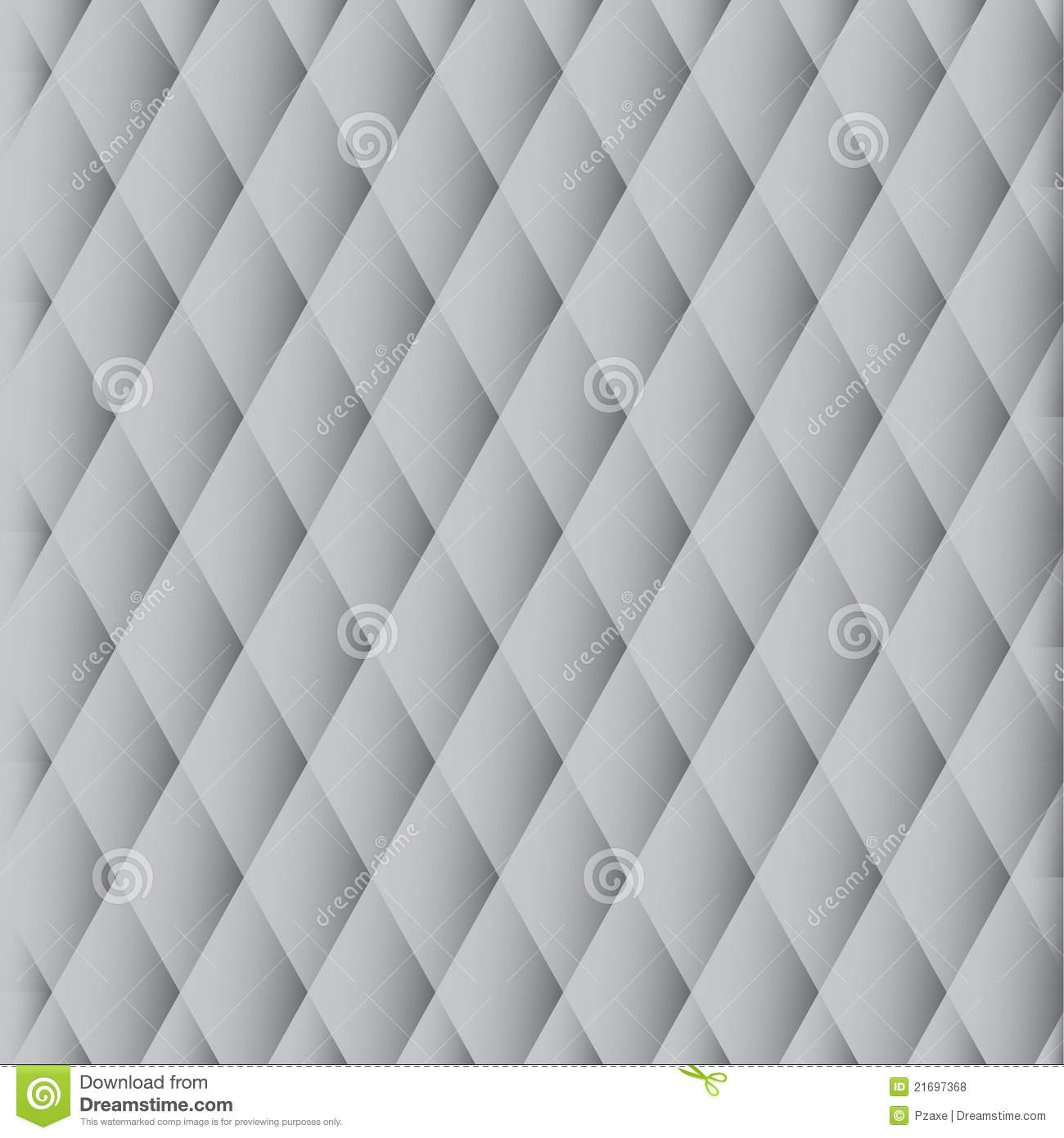 Vector Pattern Gray Diamonds Royalty Free Stock Photos