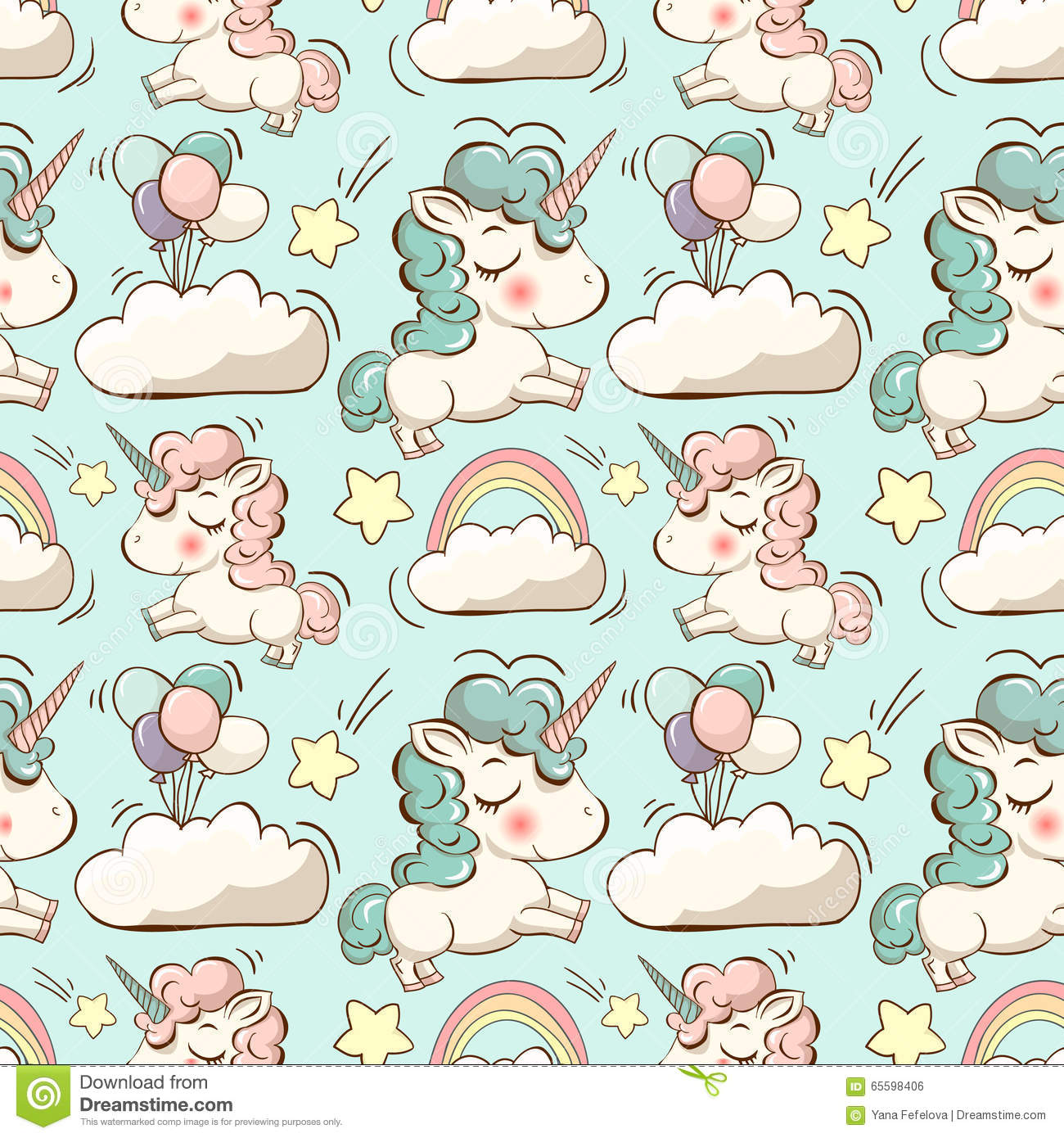 Unicorn Pattern Unique Inspiration