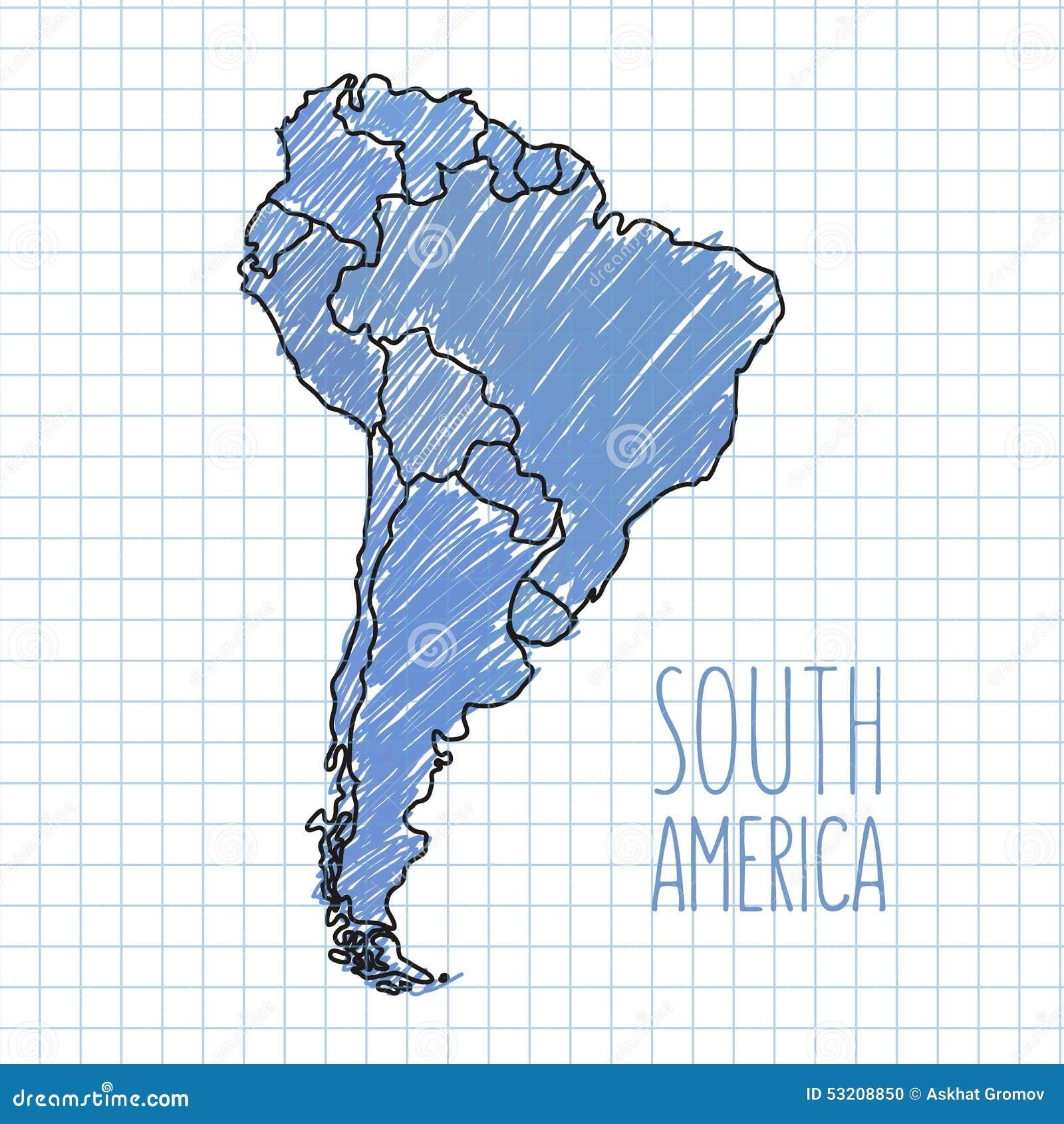 North Vs South America