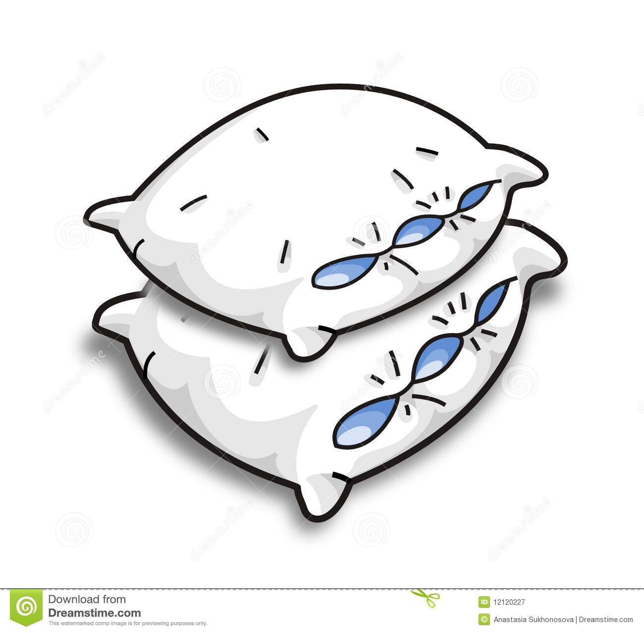 vector pillows 12120227
