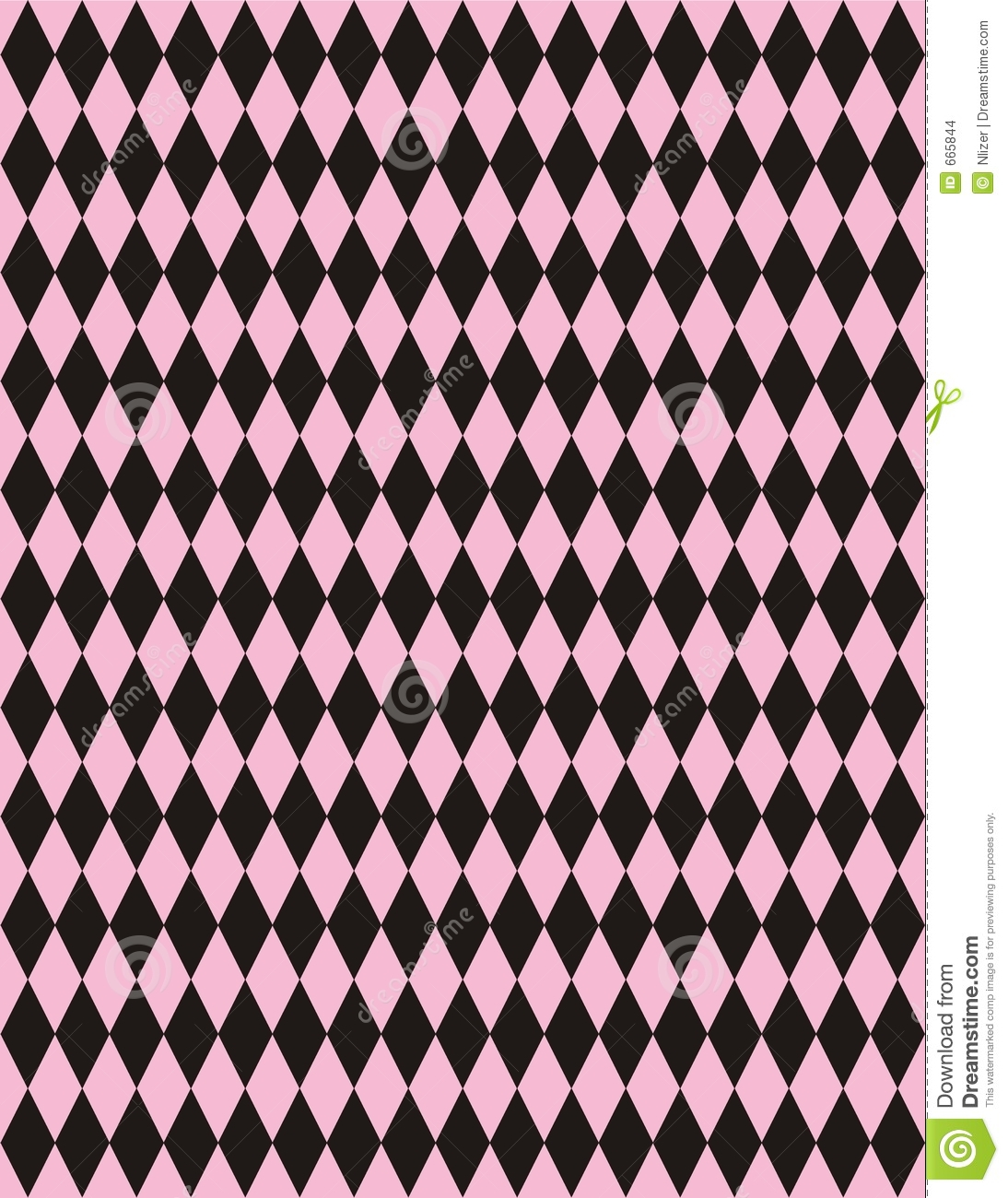 Look - Diamonds Pink black background pictures video