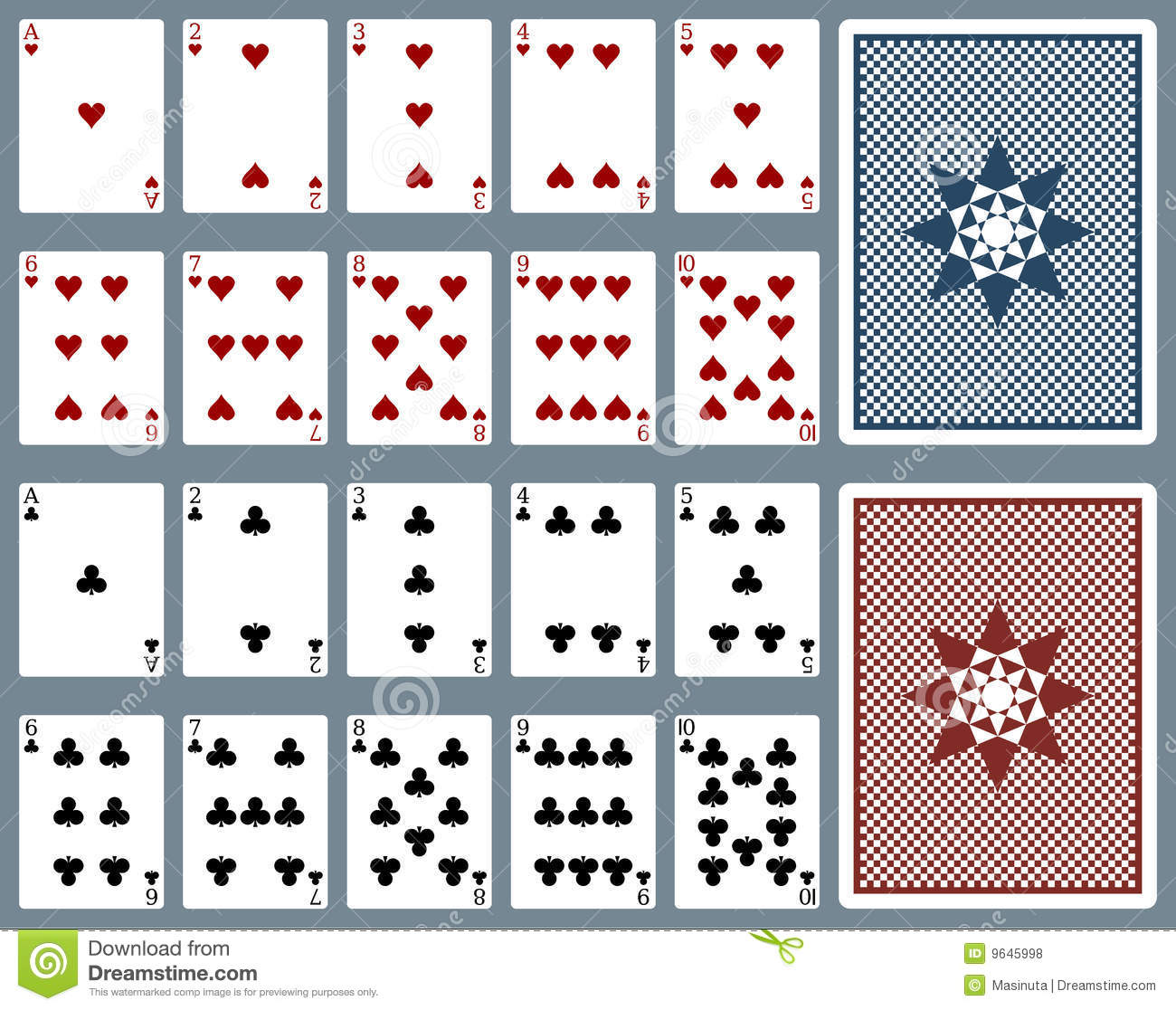 how to set up solitaire with 52 cards