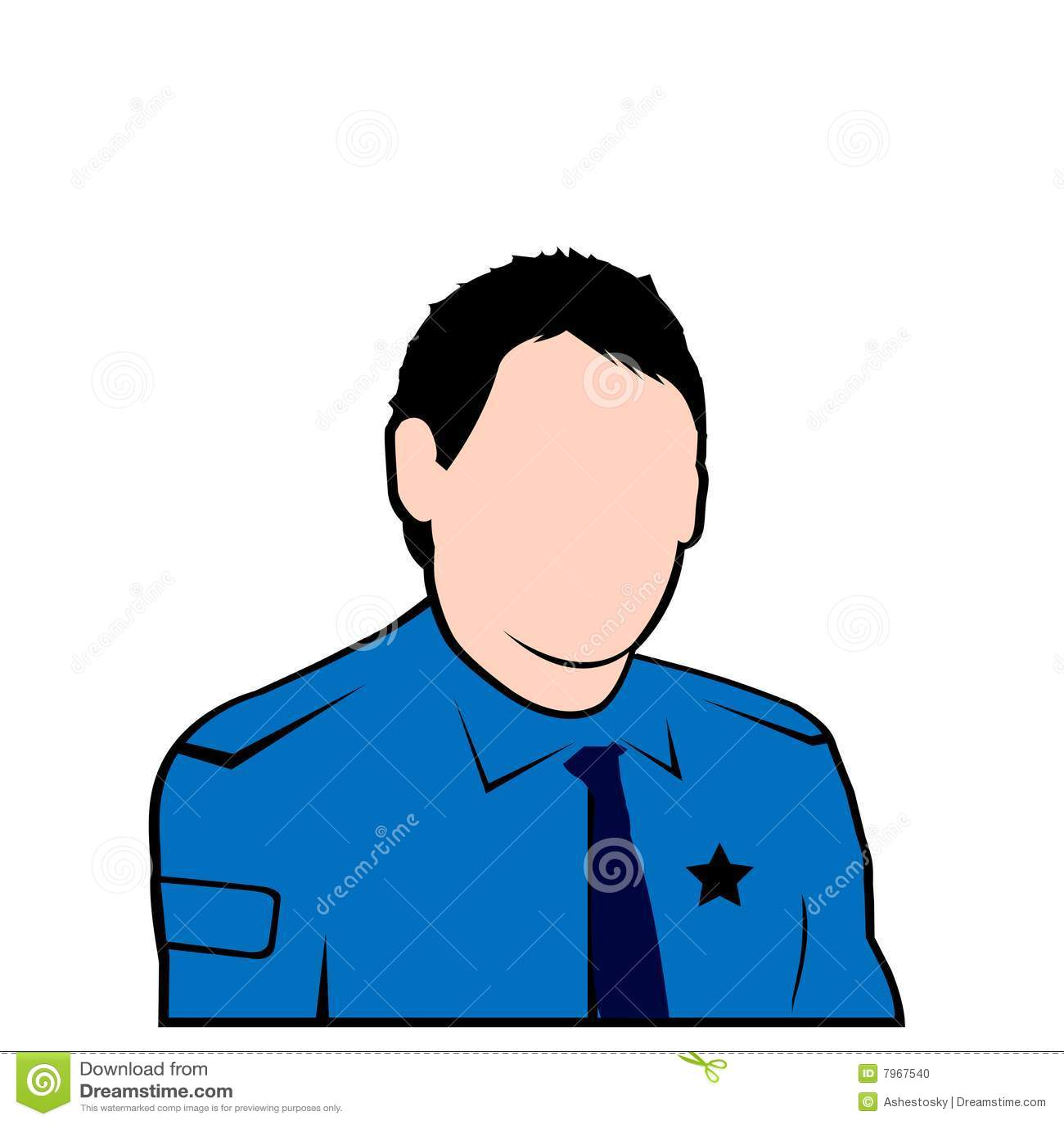 Blank Avatar 3d Vector policeman avatar face: galleryhip.com/blank-avatar-3d.html