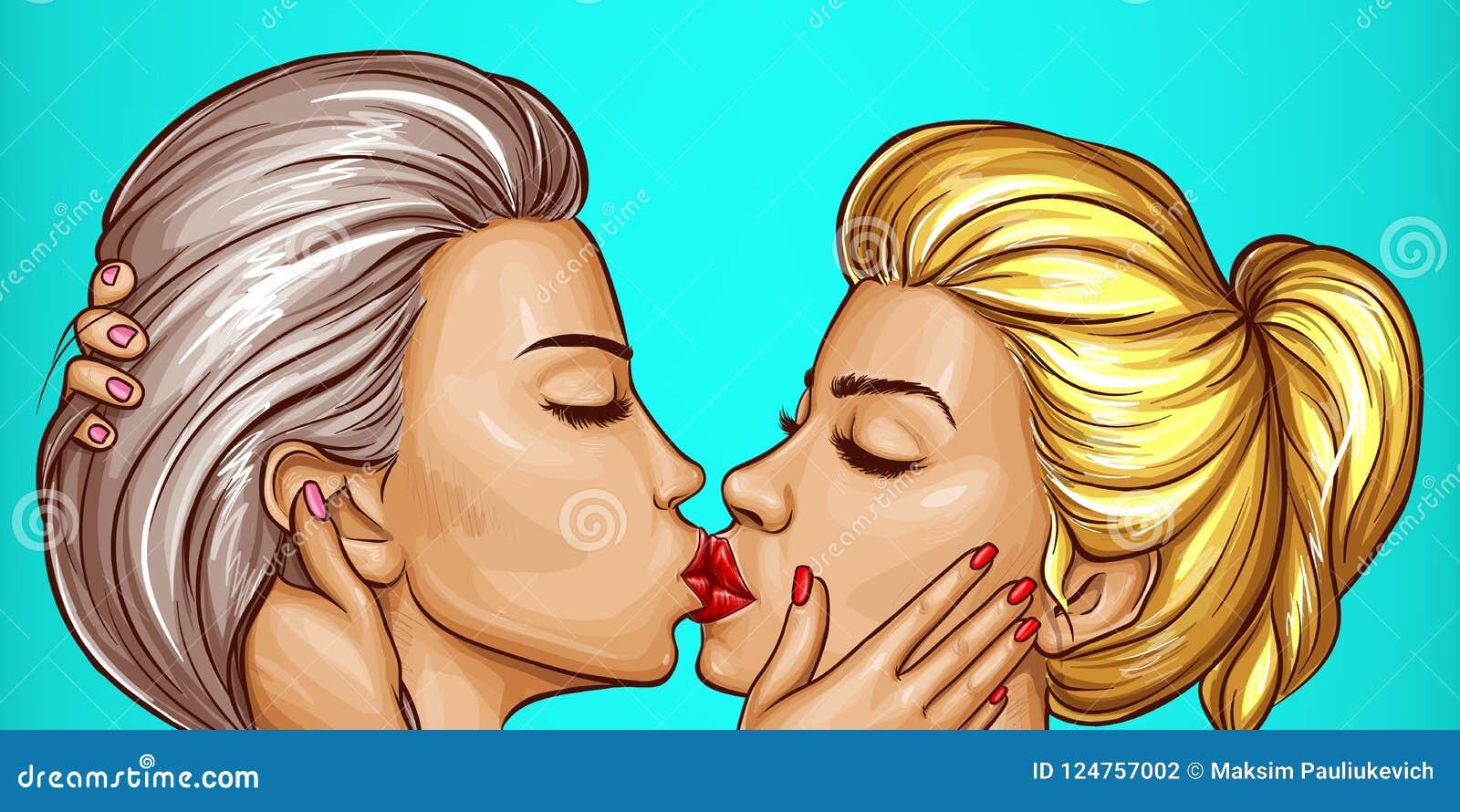 Love Adult lesbian