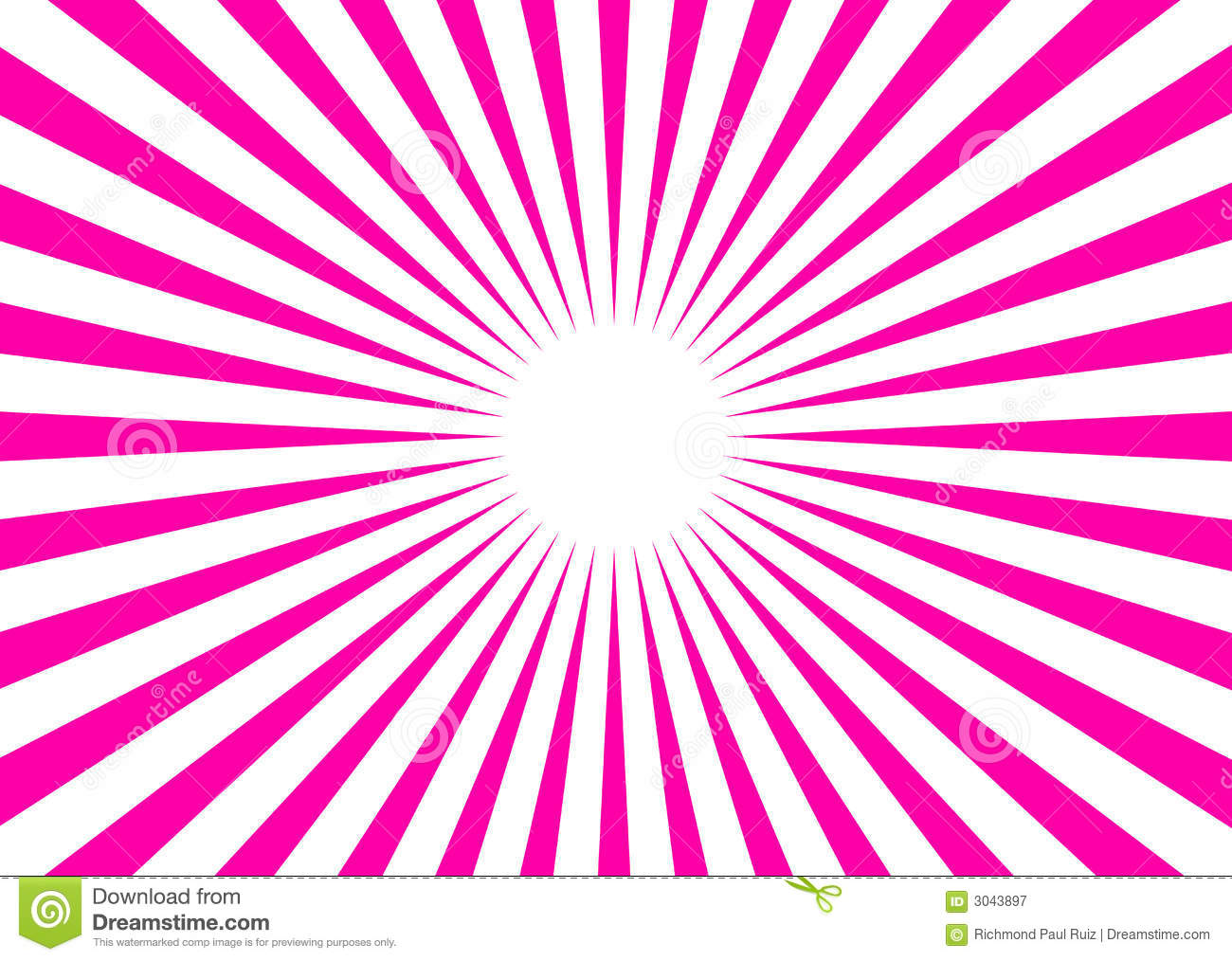 Vector Ray Background