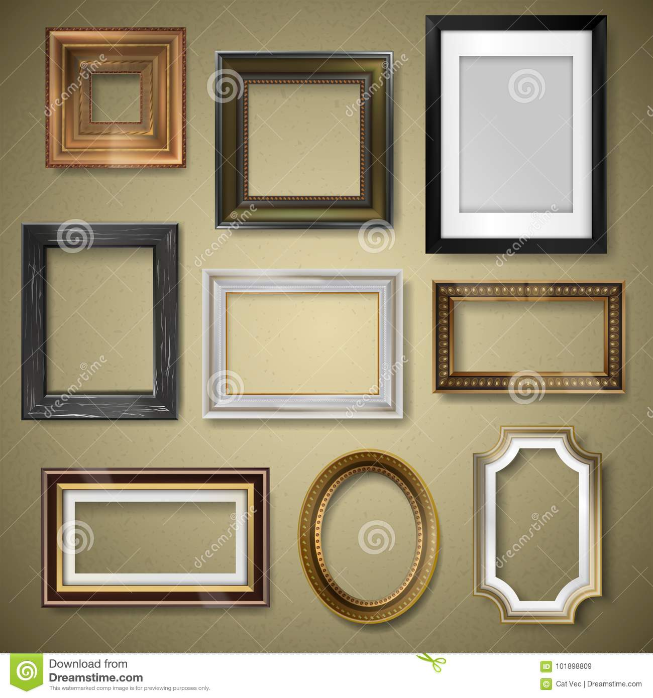 Charming Decorative Frames For Walls Images - The Wall Art ...
