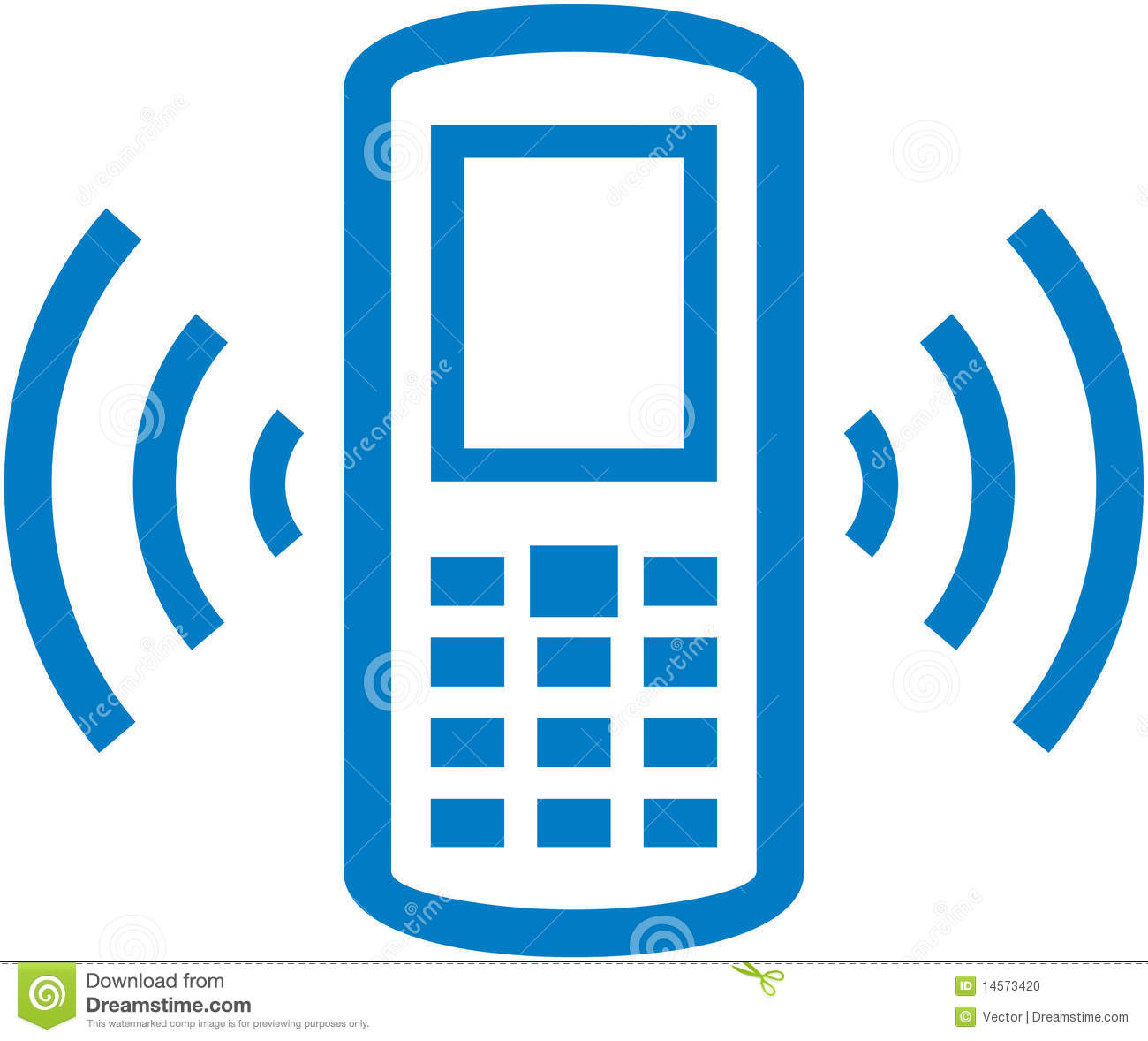 Ringing A Mobile From Us