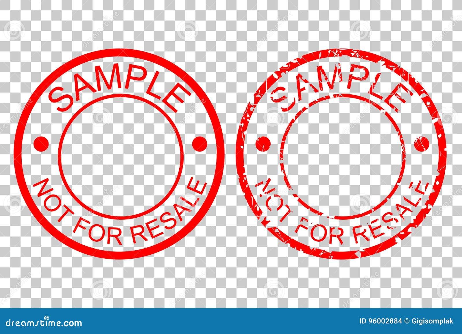 Sample rubber stamp stock vector. Illustration of illustration.