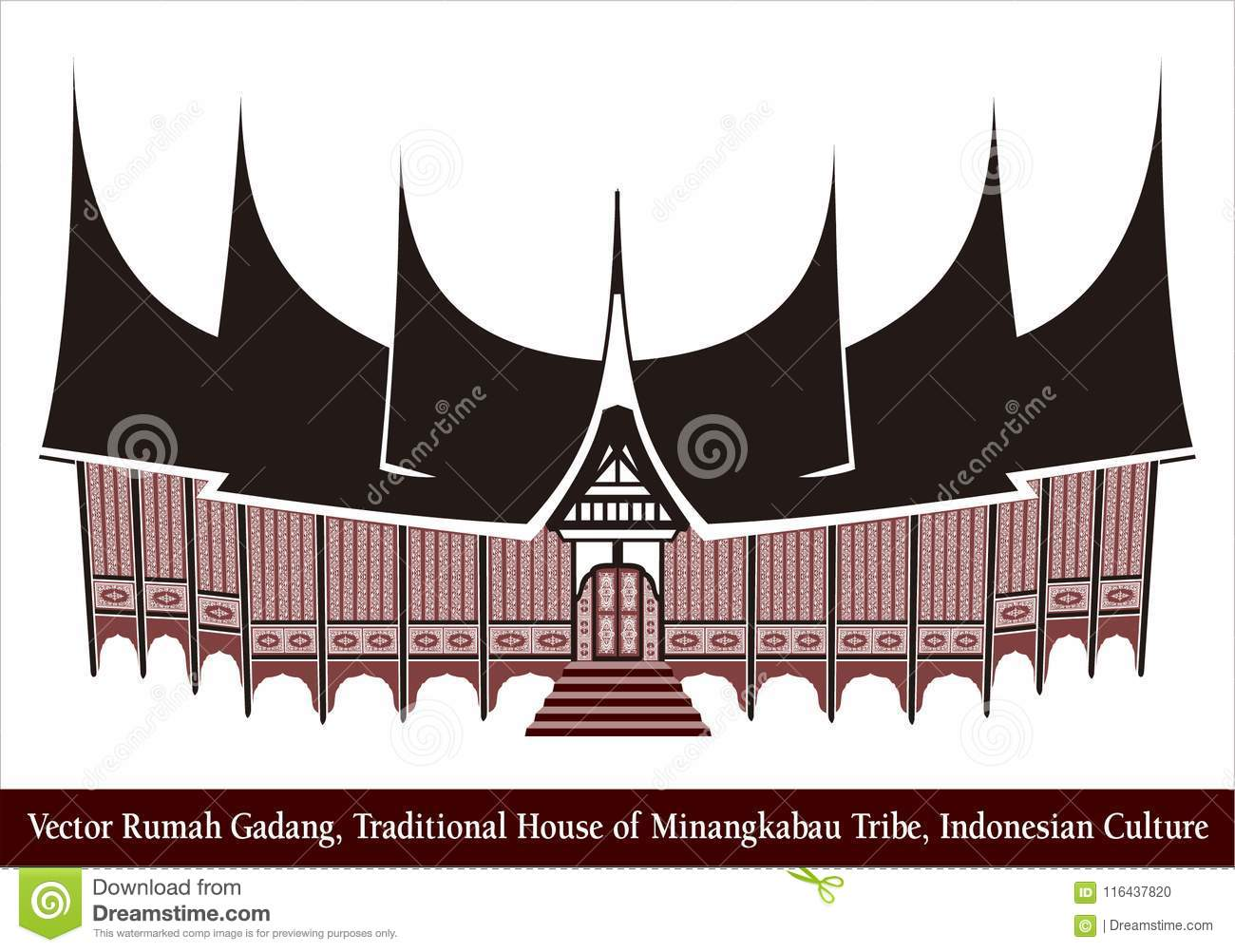 minangkabau stock illustrations 27 minangkabau stock illustrations vectors clipart dreamstime https www dreamstime com vector rumah gadang traditional house minangkabau tribe indonesian culture image116437820