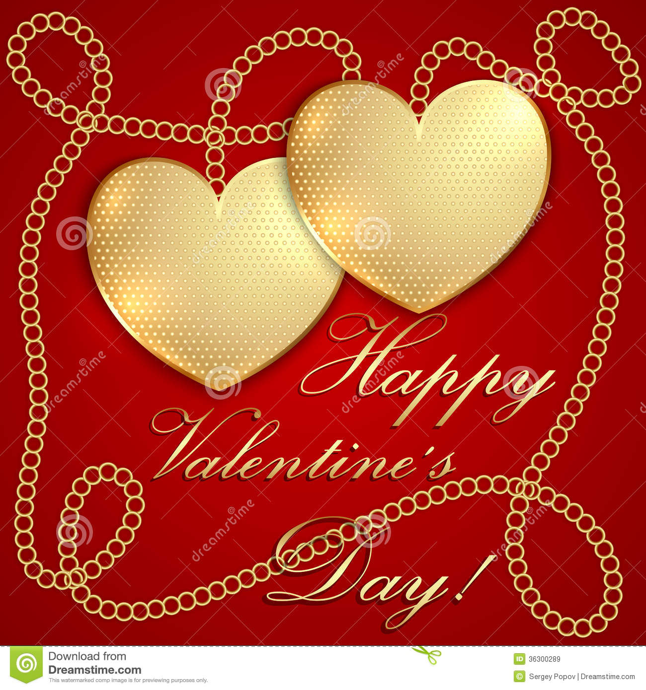 Vector Saint Valentine Greeting Card Royalty Free Images – Saint Valentine Card