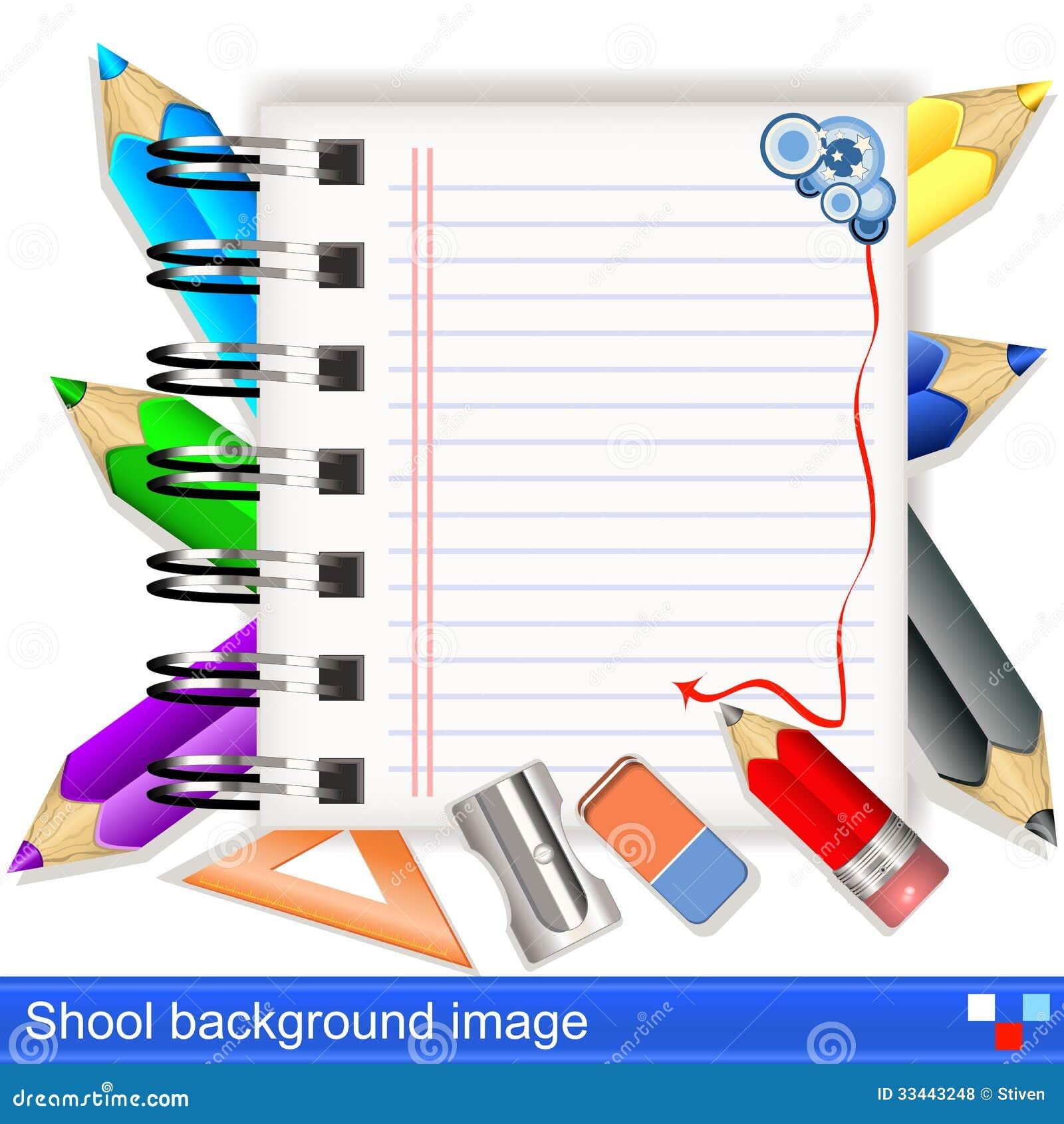 Vector School Background Image Royalty Free Stock Photos ...