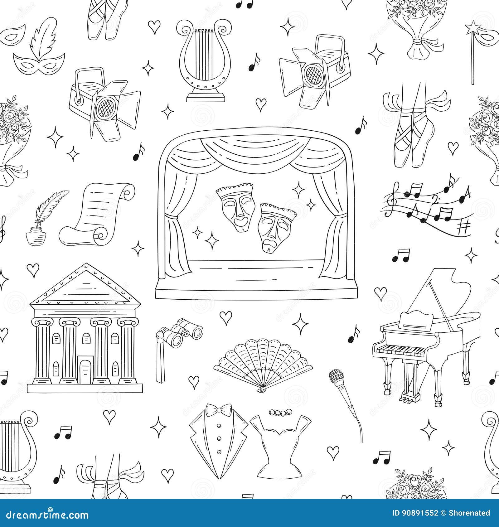 Street Piano Design Template