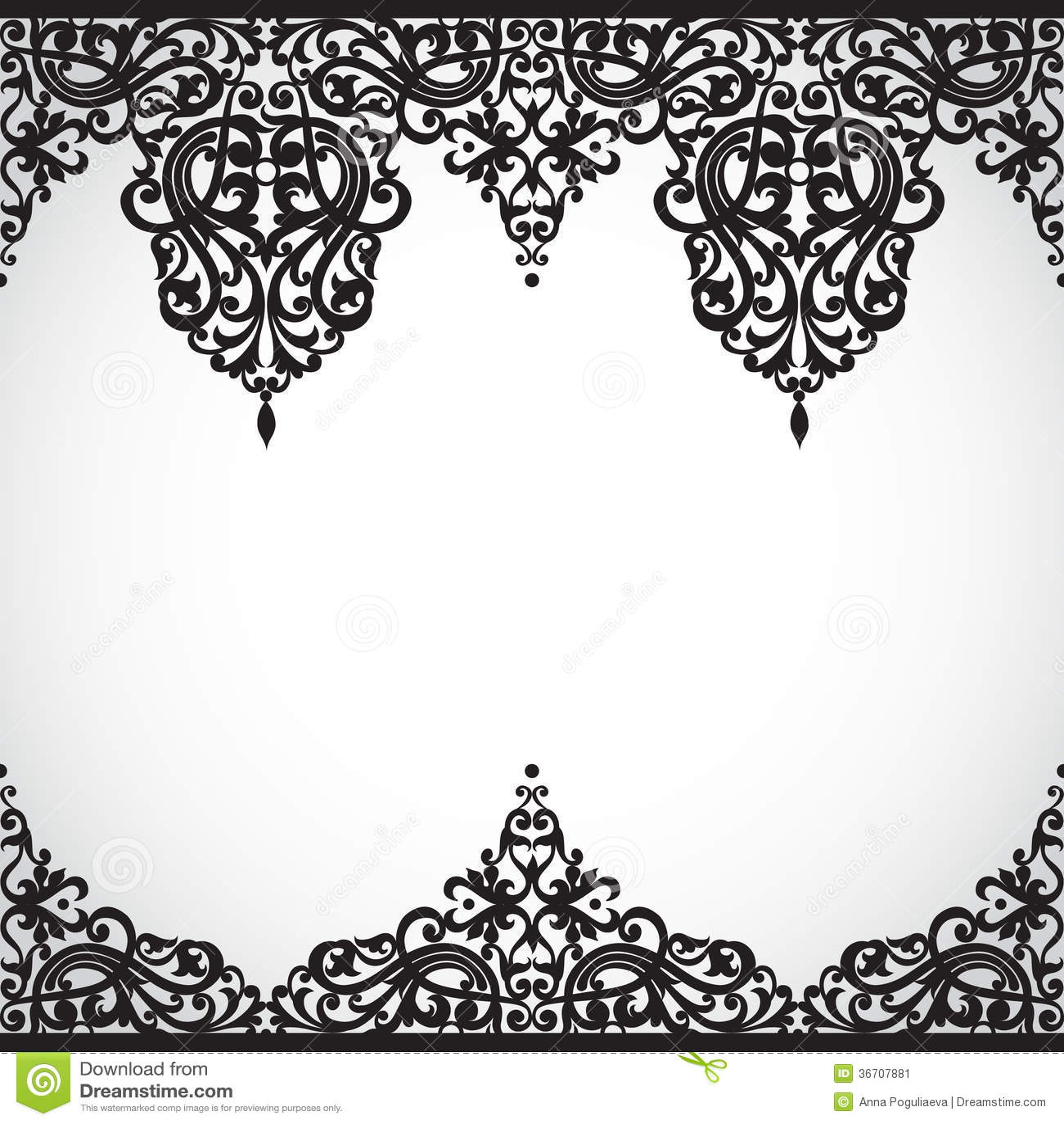 Frame Design Vector Vector Frames And Design Calligraphic Elements ...