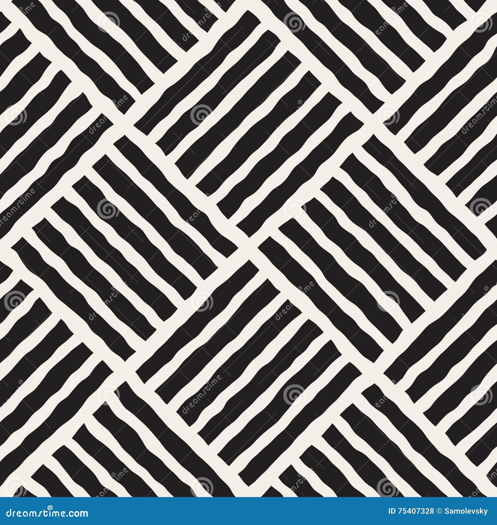 Diagonal Line Design : Seamless diagonal stripe pattern vector illustration