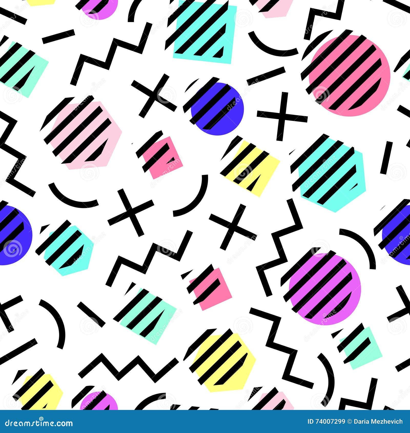 80s Pattern Amazing Decorating Ideas