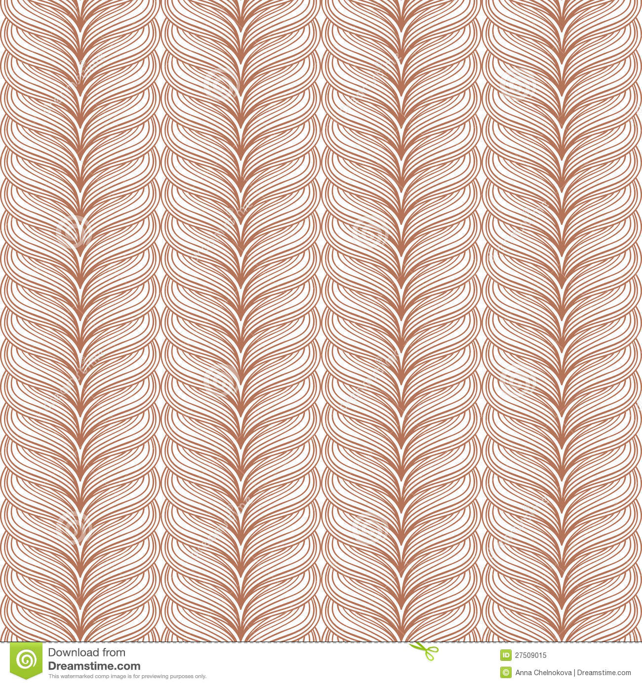 Vector Seamless Knitting Pattern. Royalty Free Stock Photo ...