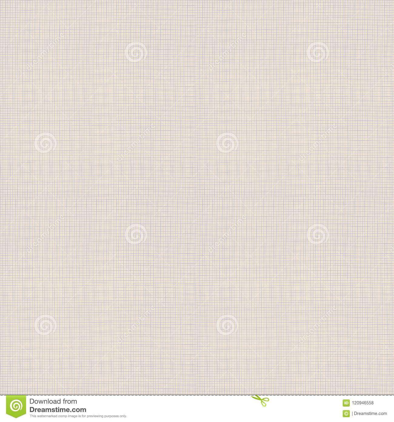 Vector Seamless Linen Fabric Pattern, Background Template, Textile ...