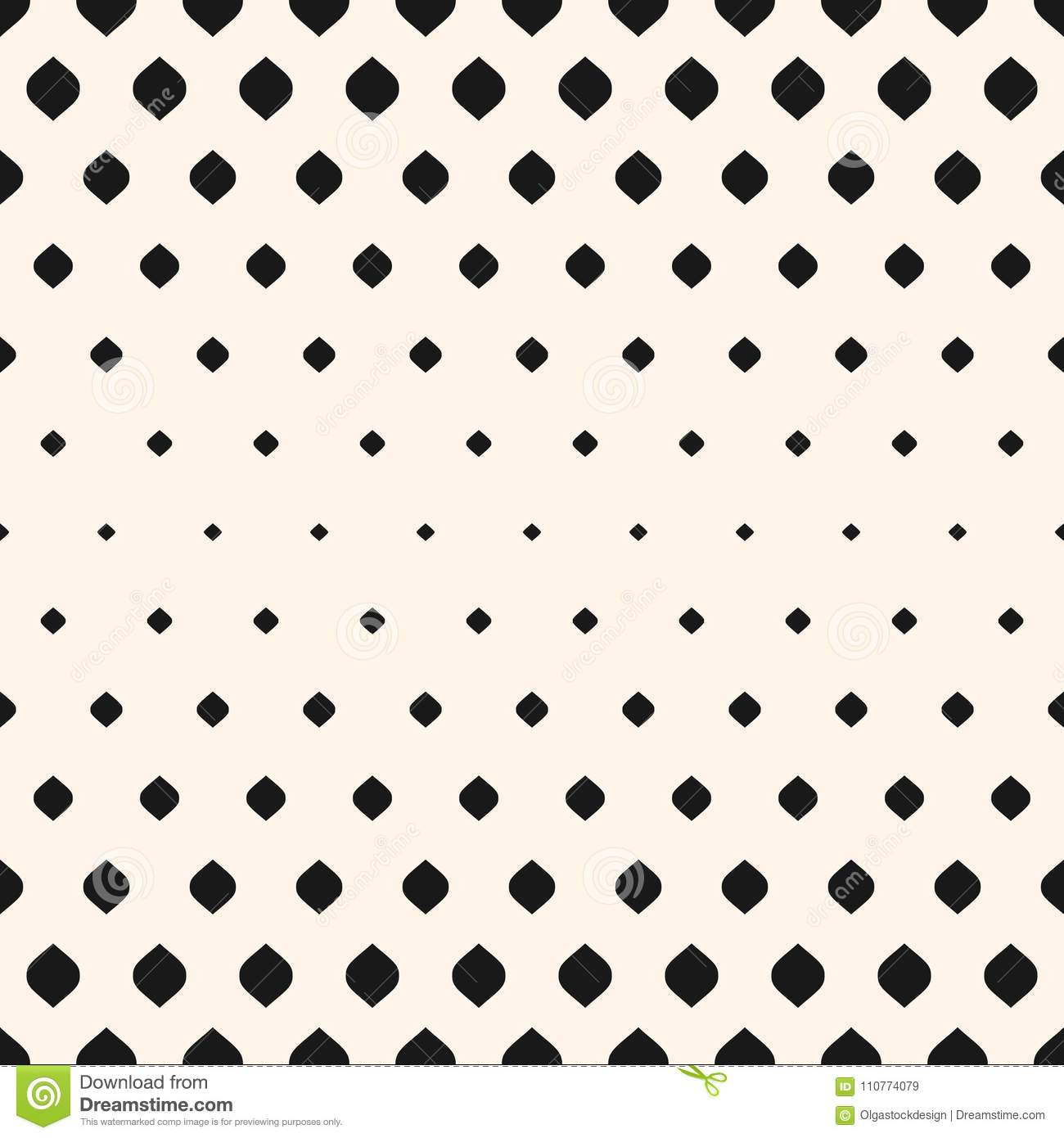 vector seamless pattern with halftone effect vertical gradient rh dreamstime com halftone vector online halftone vector pattern