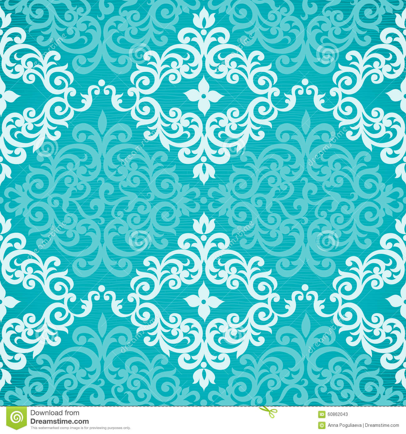 turquoise swirls design wallpapers - photo #34