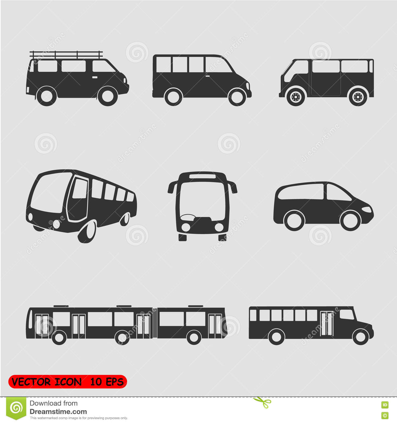 School Van With STOP SIGN Royalty-Free Stock Photography ...