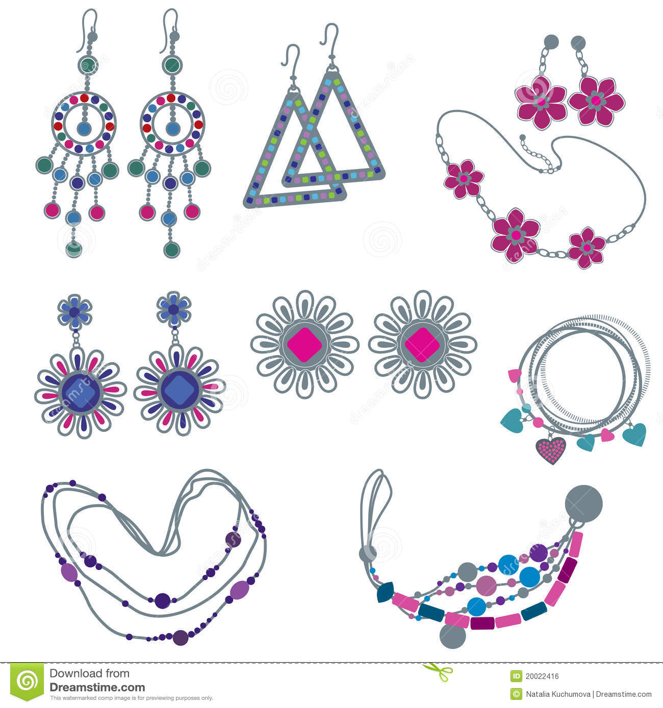 jewelry clip art free download - photo #7