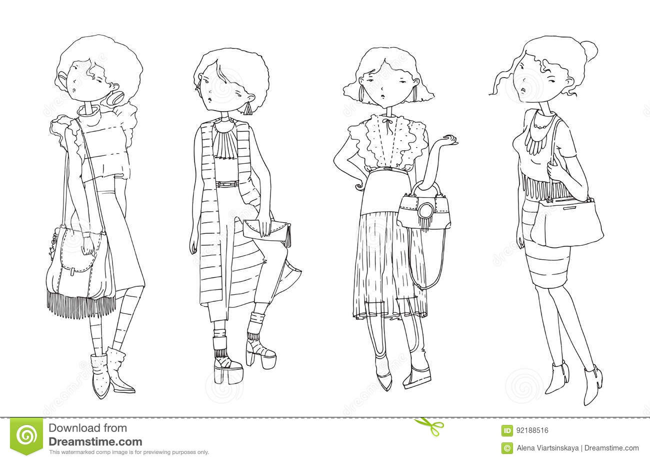 Frill Cartoons, Illustrations  Vector Stock Images - 719 Pictures To Download From -9731
