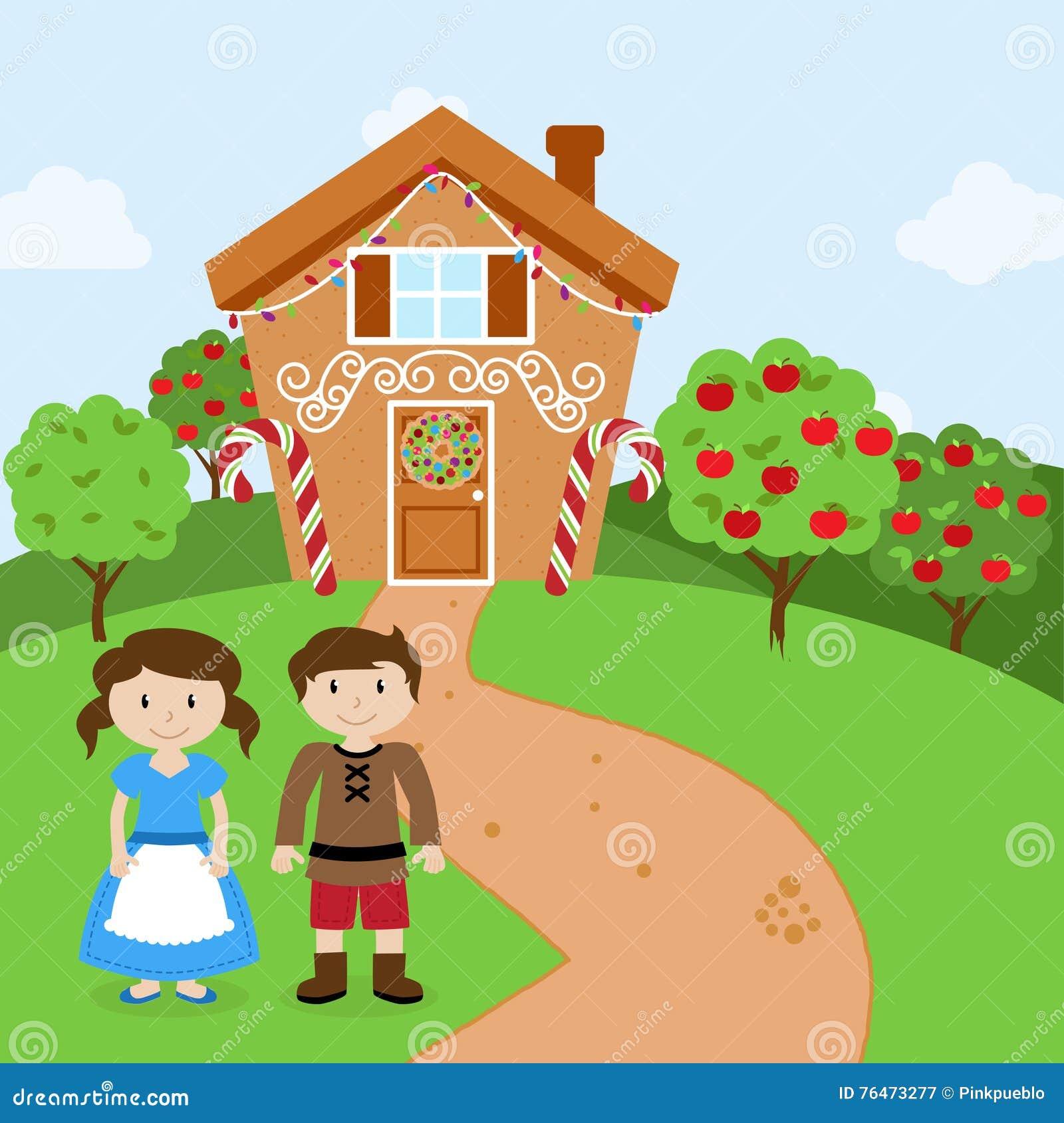 Home Decoration Hansel Et Gretel