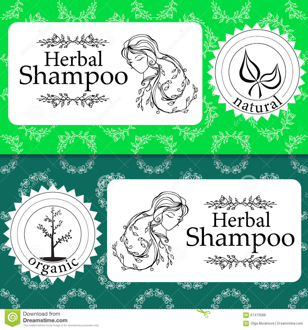 vector set of seamless patterns labels and logo design templates