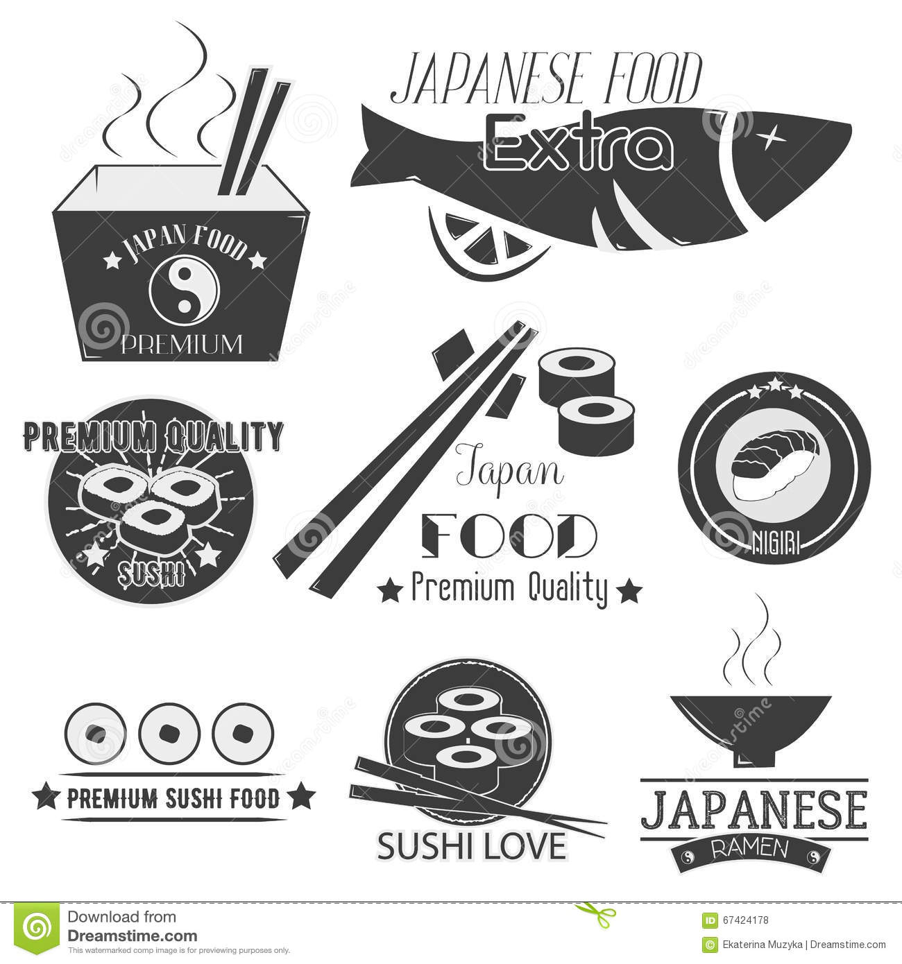 Cuisine stock illustrations 98472 cuisine stock illustrations japanese food restaurant logo icons asian cuisine illustration buycottarizona Image collections
