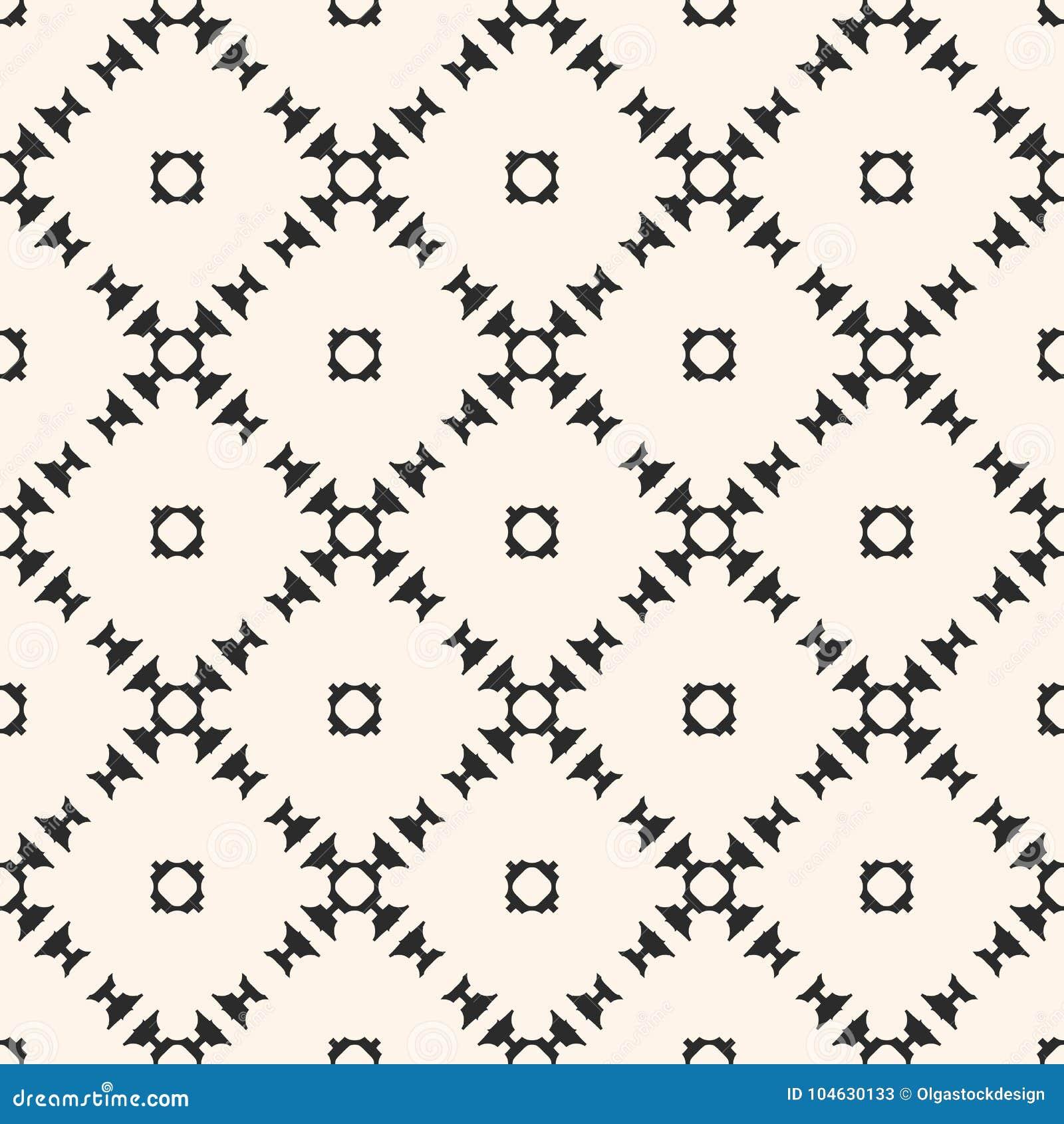 Download Vector Sierachtergrond Naadloos Patroon, Diagonaal Rooster Vector Illustratie - Illustratie bestaande uit wit, geometrisch: 104630133