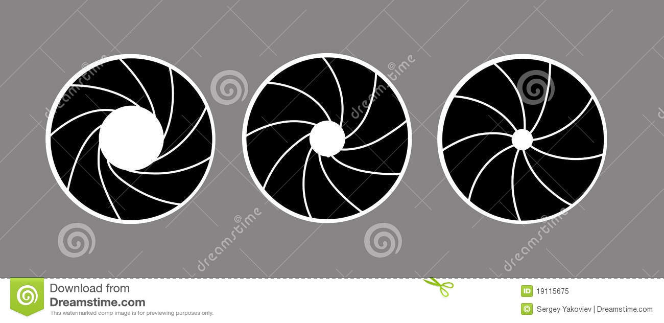 24e2ca0f3d1 Vector Silhouette Of The Diaphragm Stock Vector - Illustration of ...