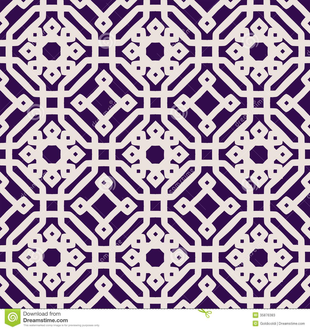 Simple square patterns