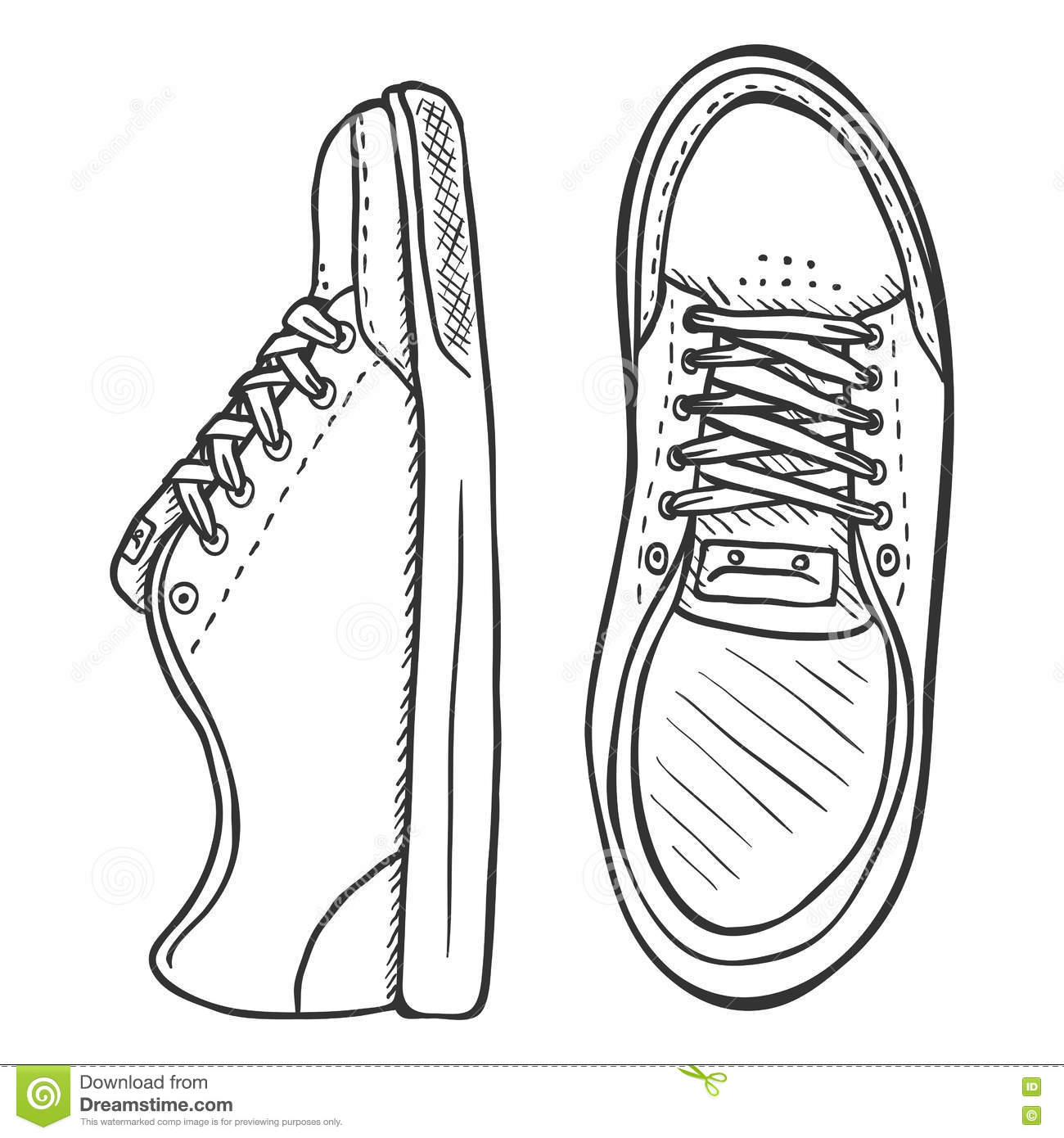 Shoe drawing template image for the resource doc marten template shoe drawing template download maxwellsz