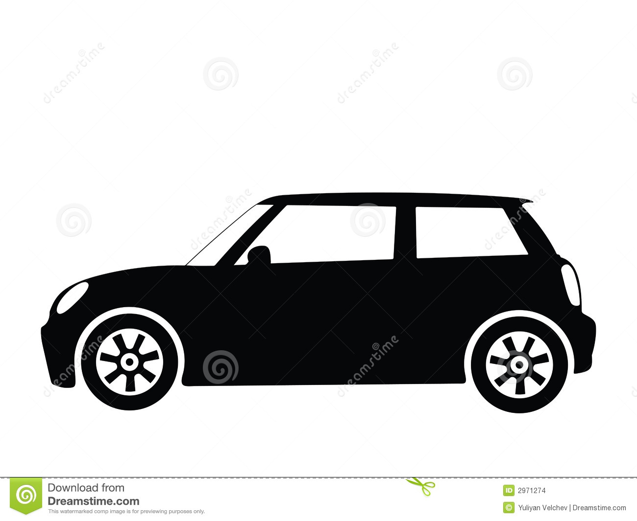 vector small car 2 stock images image 2971274 motorcycle clipart pictures motorcycle clipart free download